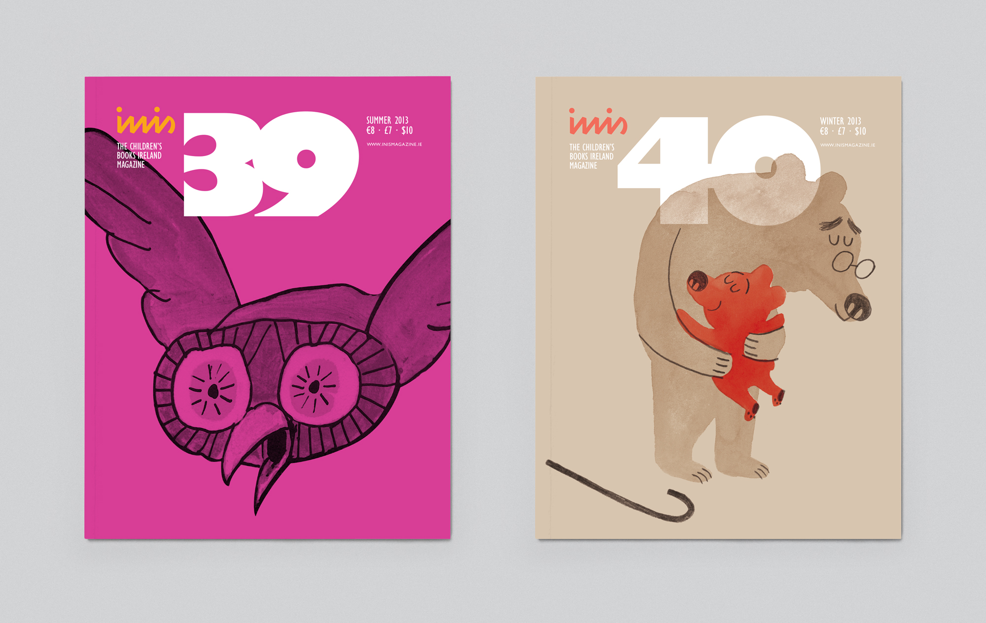 Cover image: Inis Magazine –Issues 39/40 (2013)