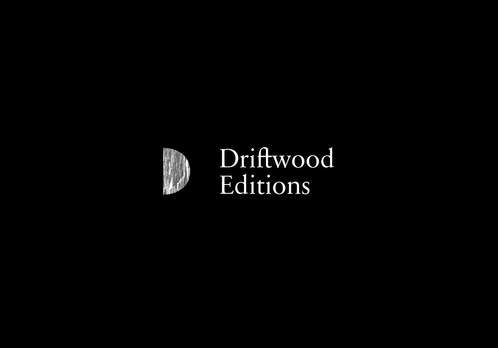 Cover image: Driftwood Editions Identity, Publication and Website