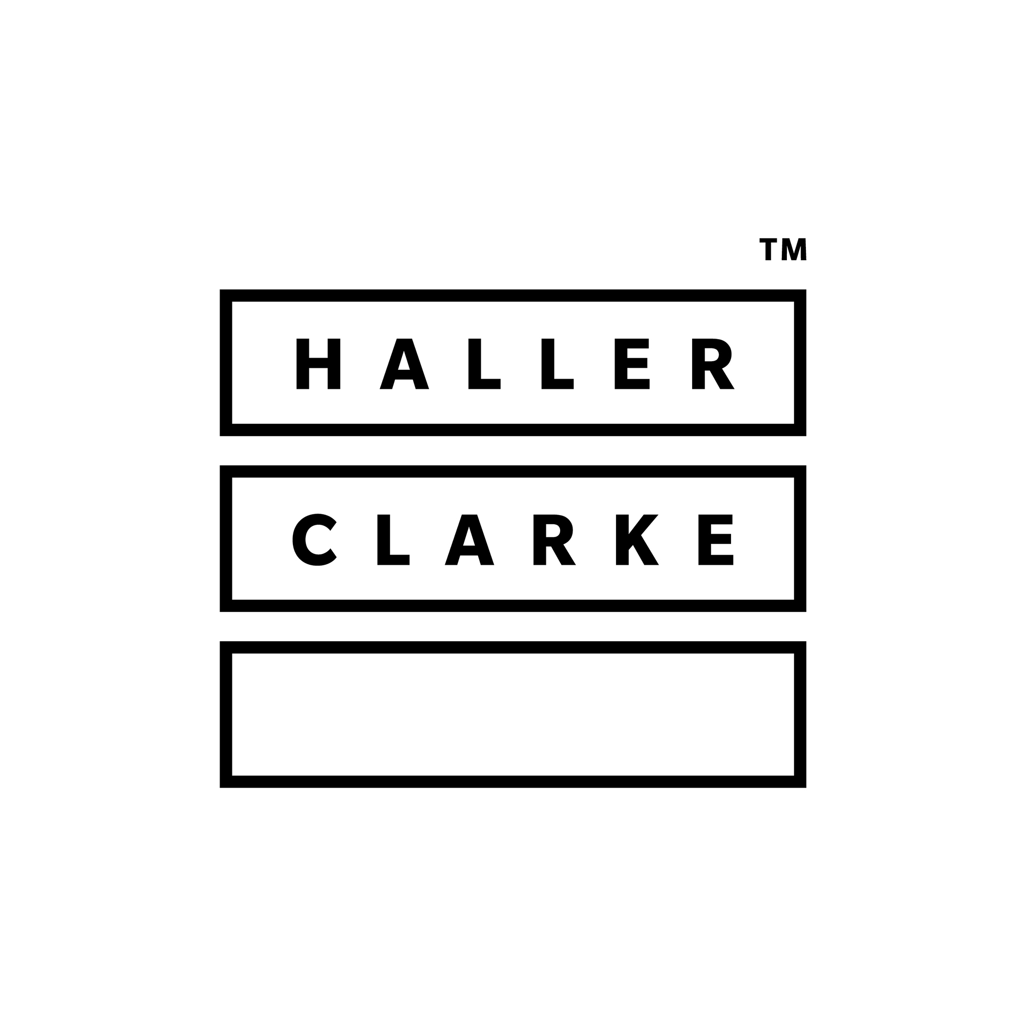 Cover image: Haller Clarke Identity