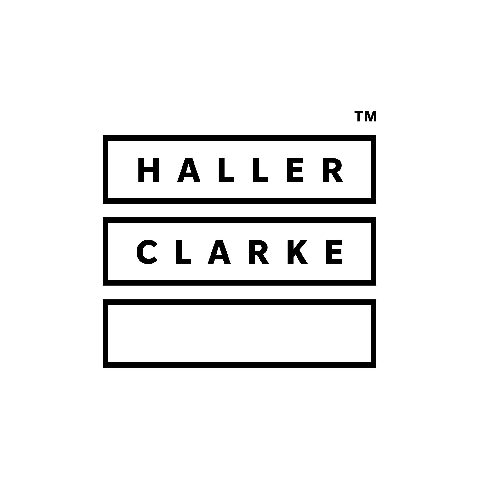 Cover image: Haller Clarke Identity