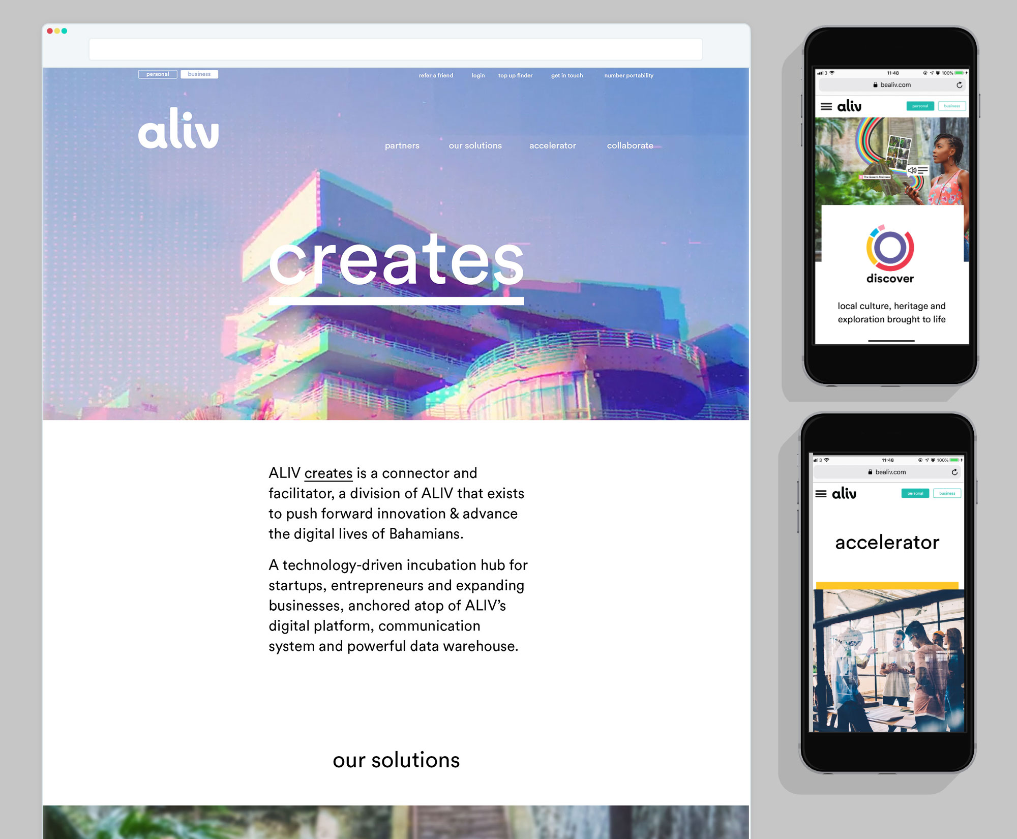 Cover image: ALIV Creates