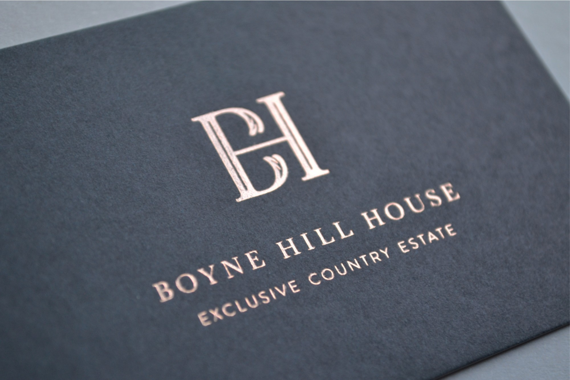 Cover image: Boyne Hill House