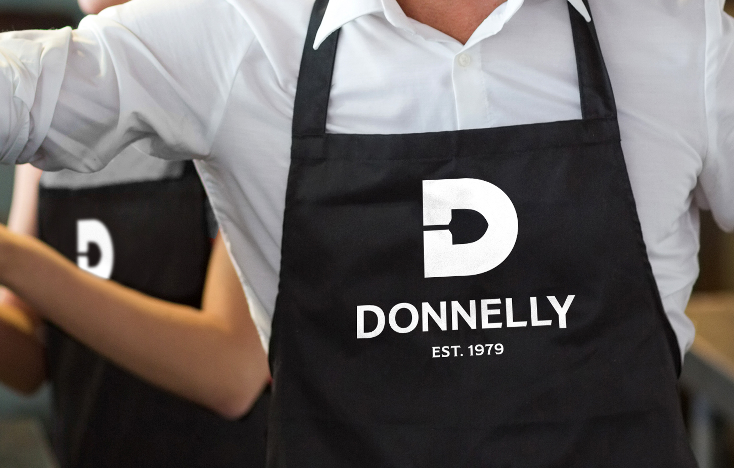 Cover image: Donnelly Rebrand