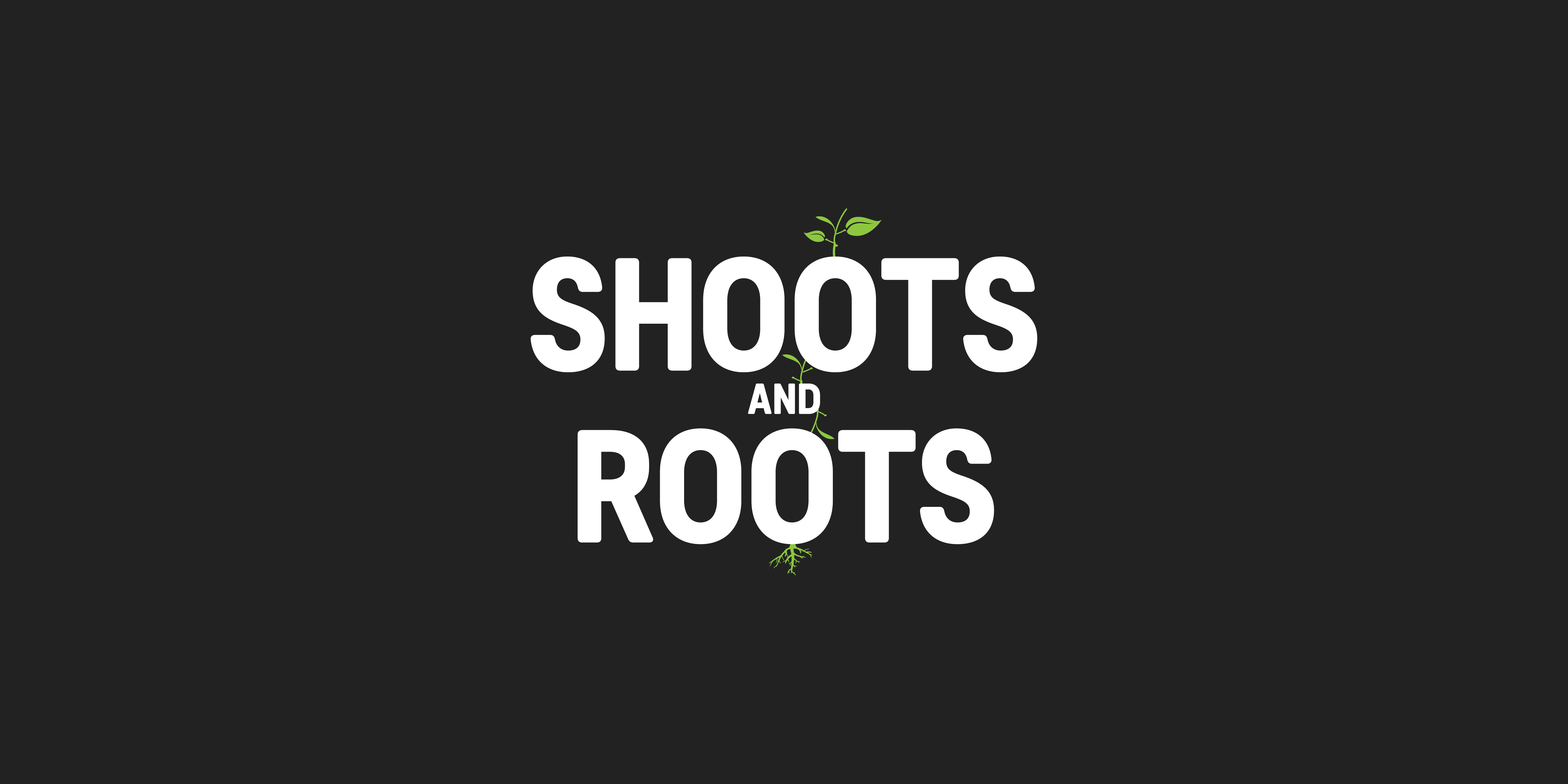 Cover image: Shoots and Roots - Logo Design