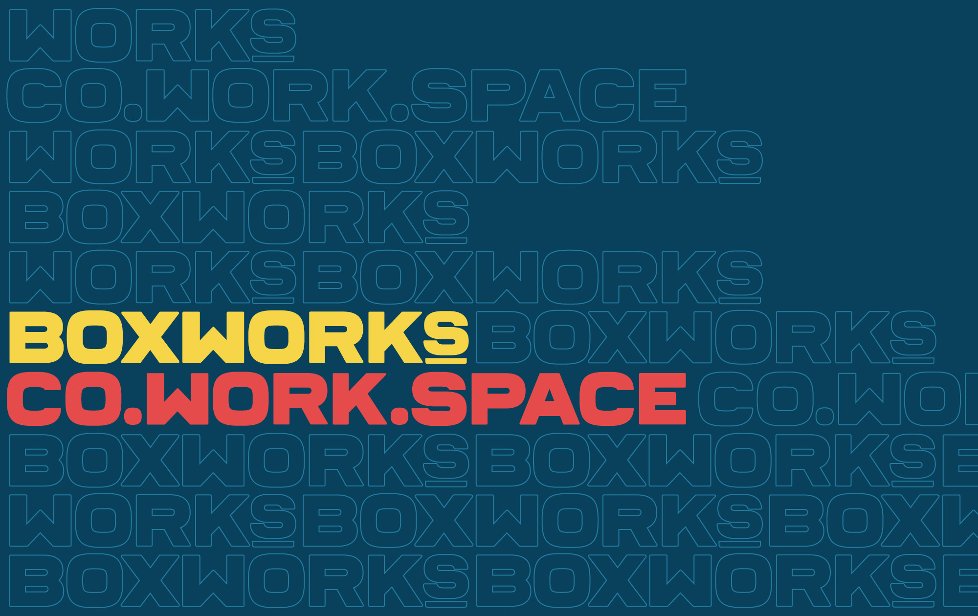 Cover image: BoxWorks