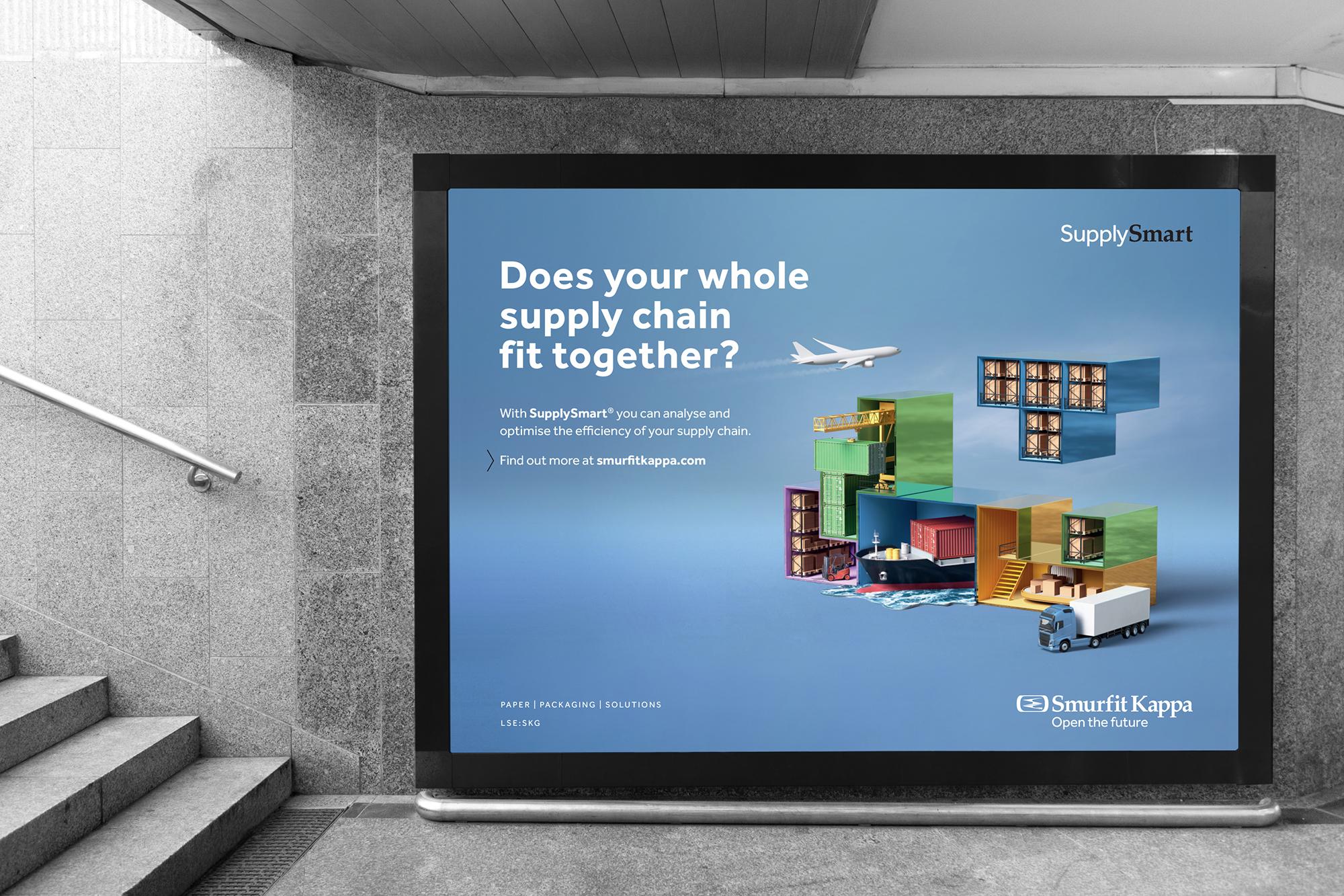 Cover image: Supply Smart Tetris
