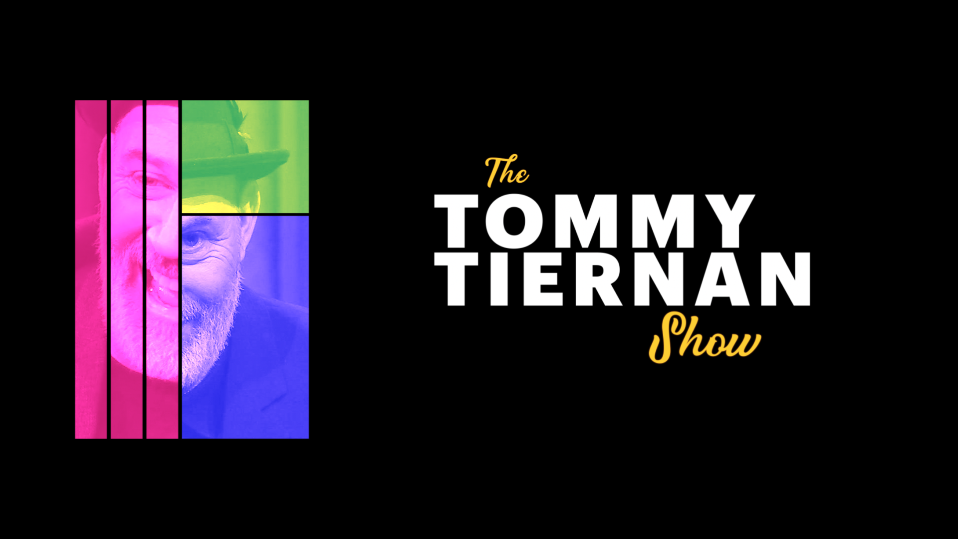 Cover image: The Tommy Tiernan Show