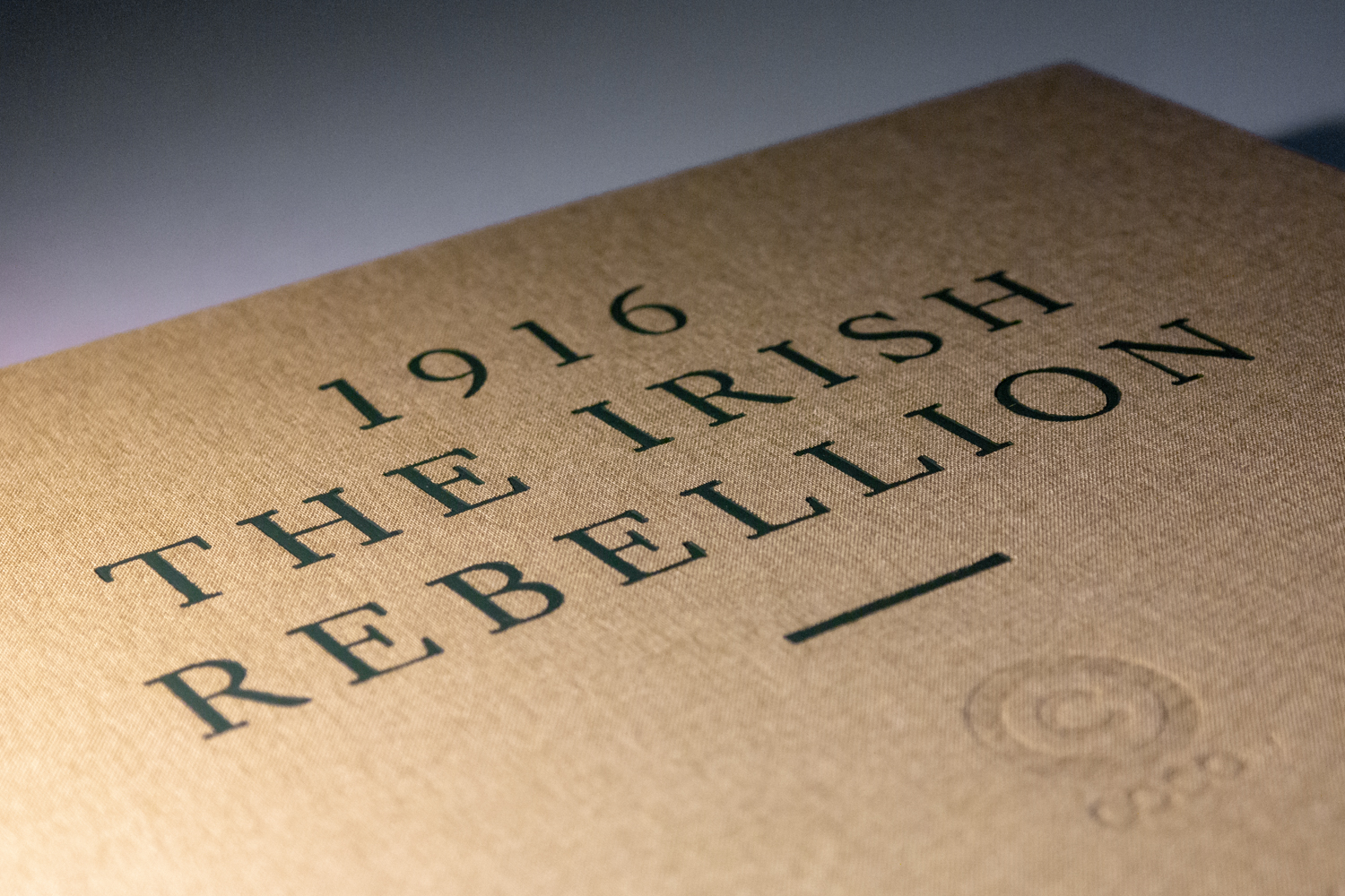 Cover image: 1916 The Irish Rebellion - Presentation Box