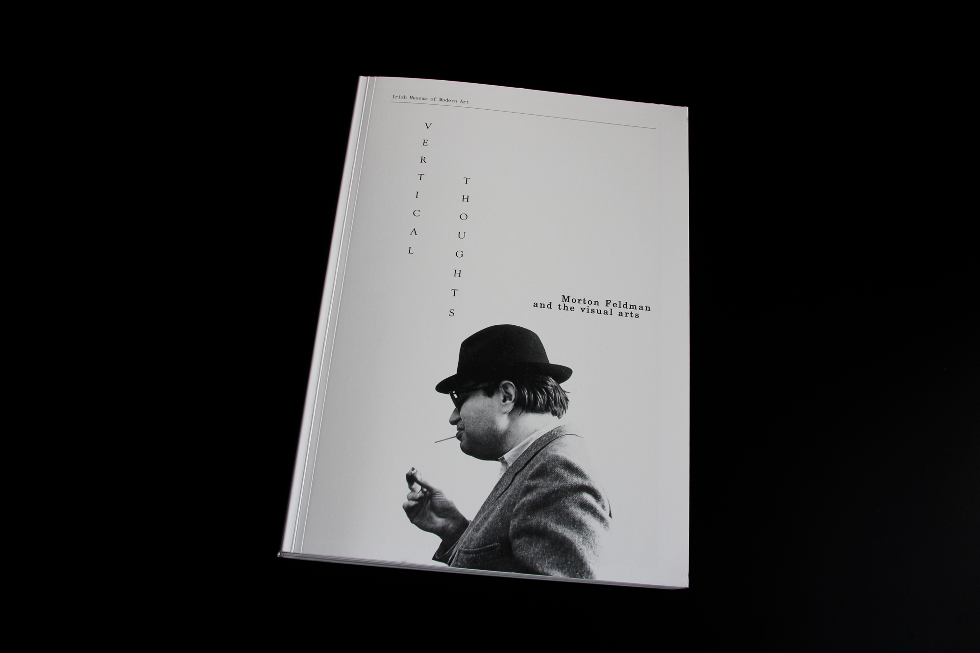 Cover image: Vertical thoughts: Morton Feldman and the visual arts (2010)
