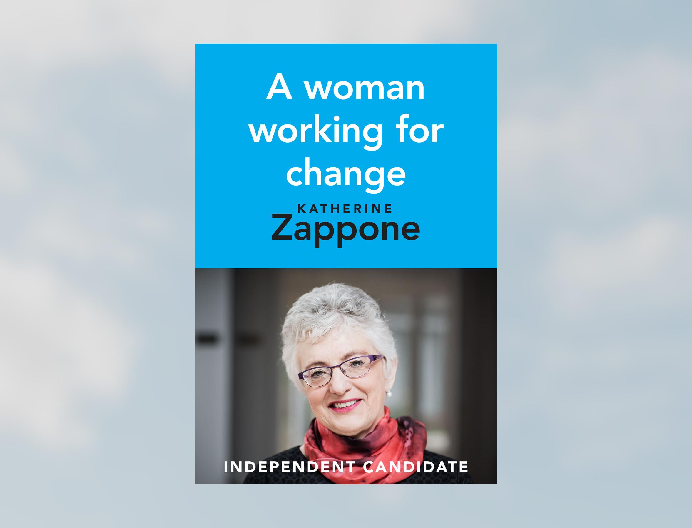 Cover image: Vote Zappone