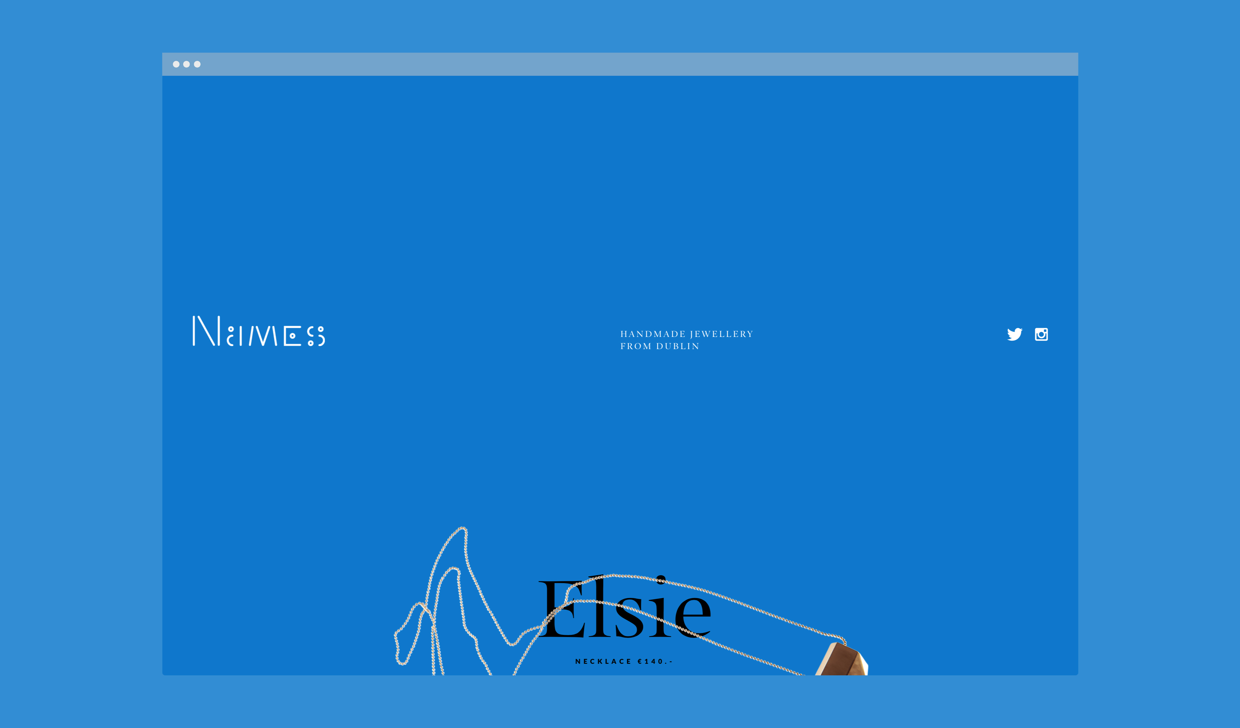 Cover image: Names – Website