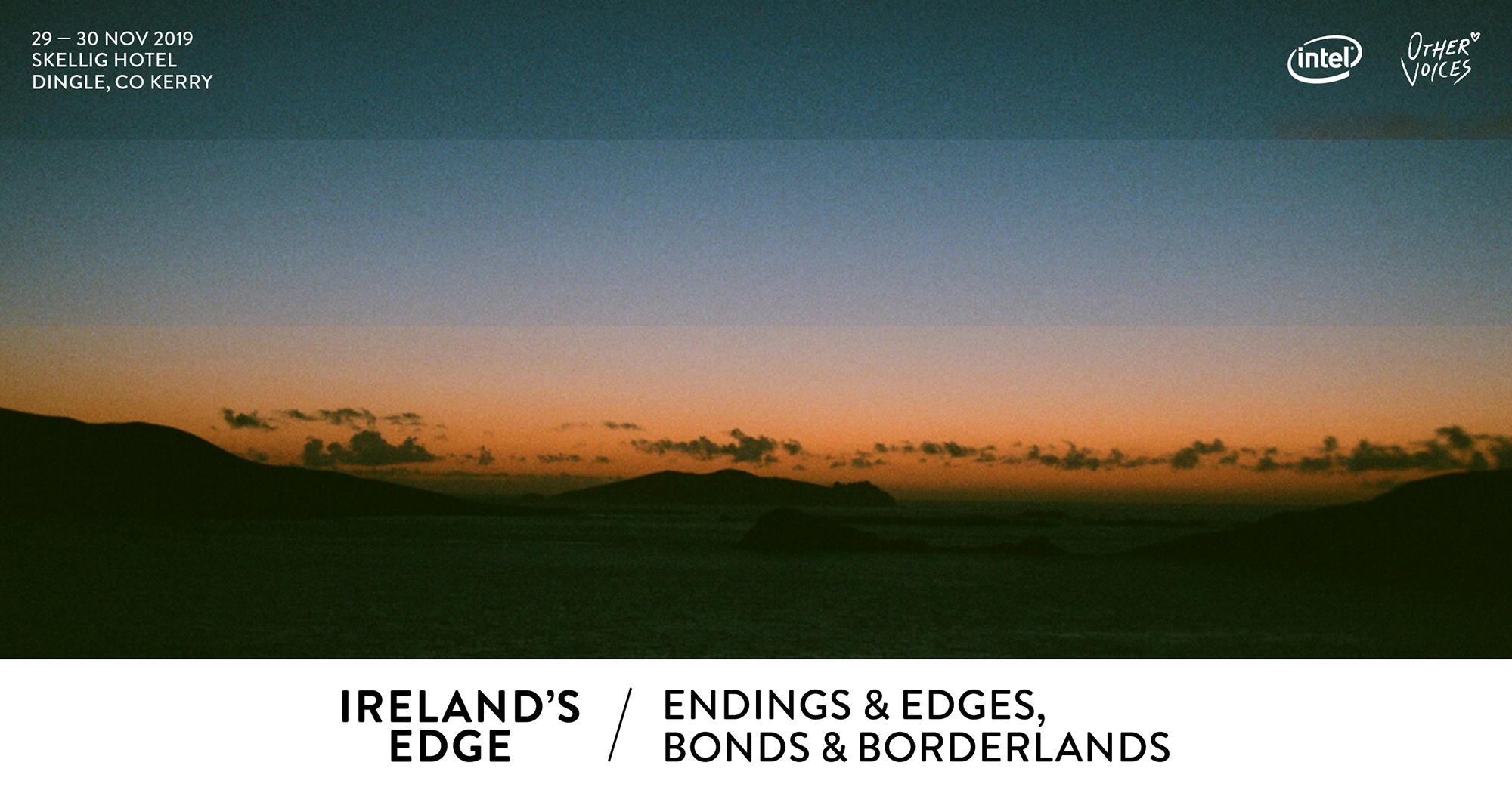 Cover image: Ireland's Edge