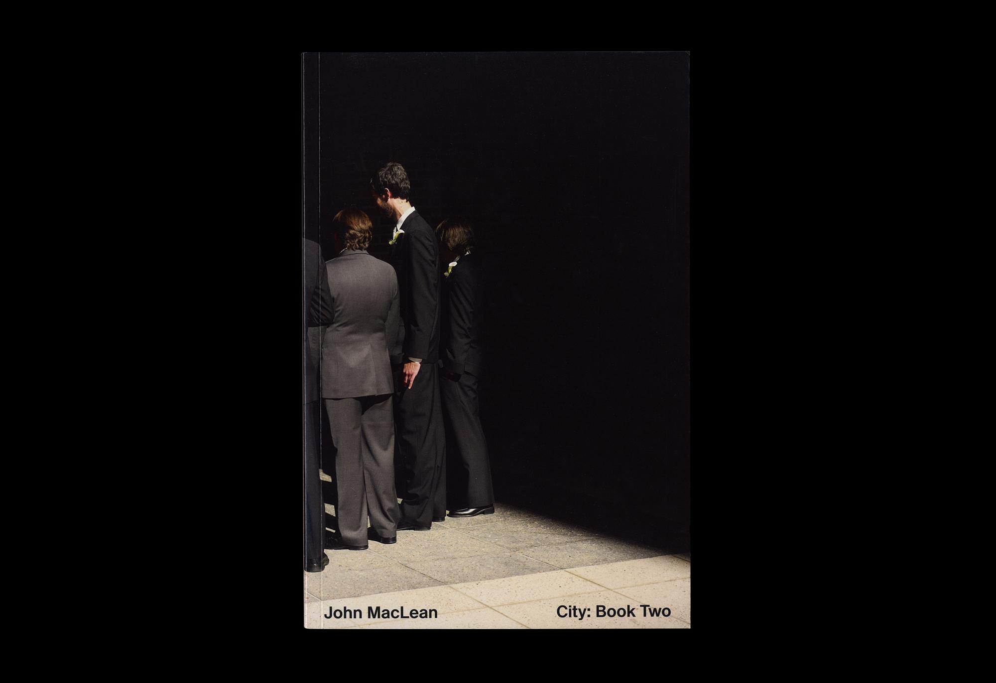 Cover image: John MacLean – City: Book 2 (2010)