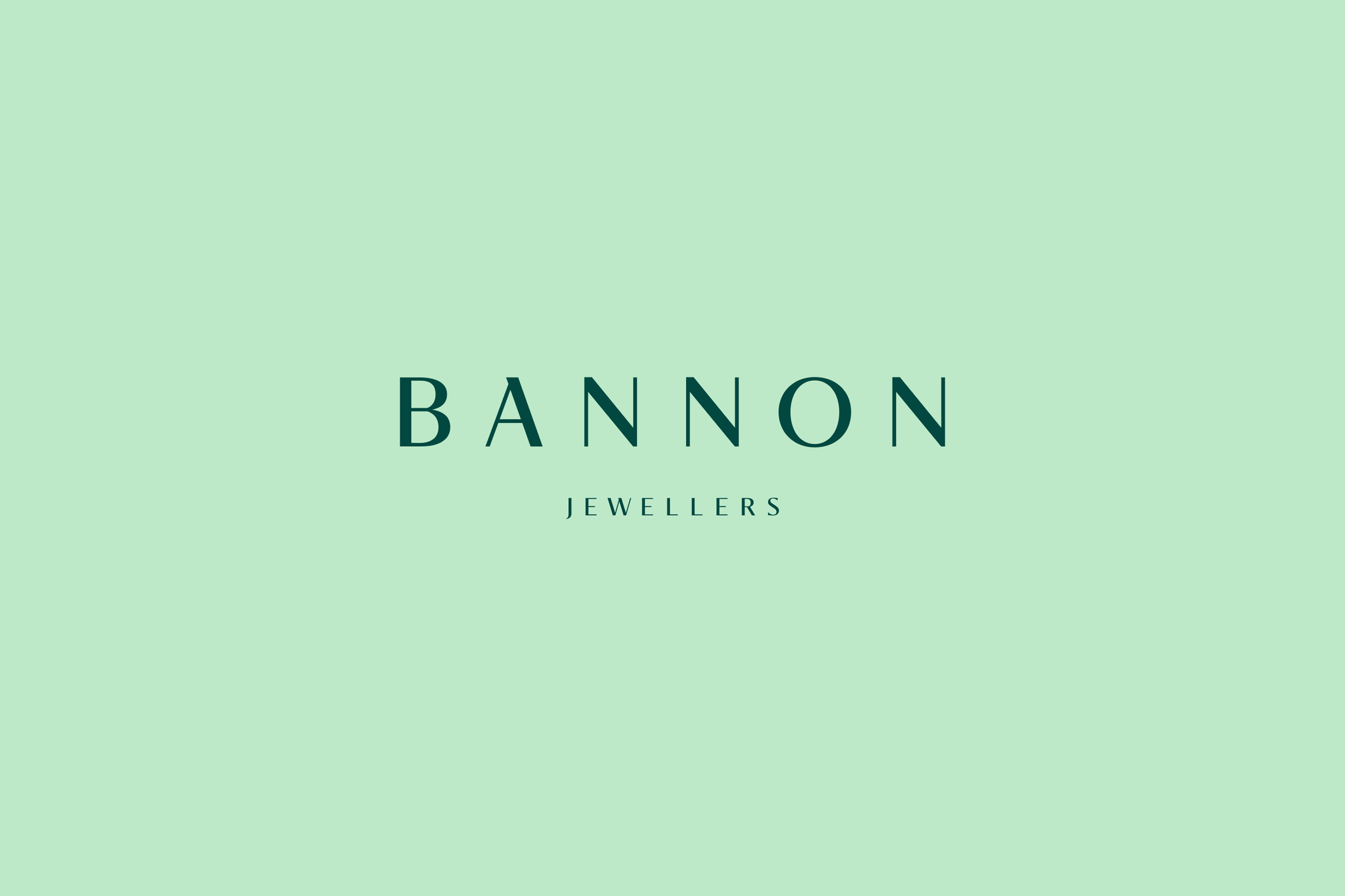 Cover image: Bannon Jewellers
