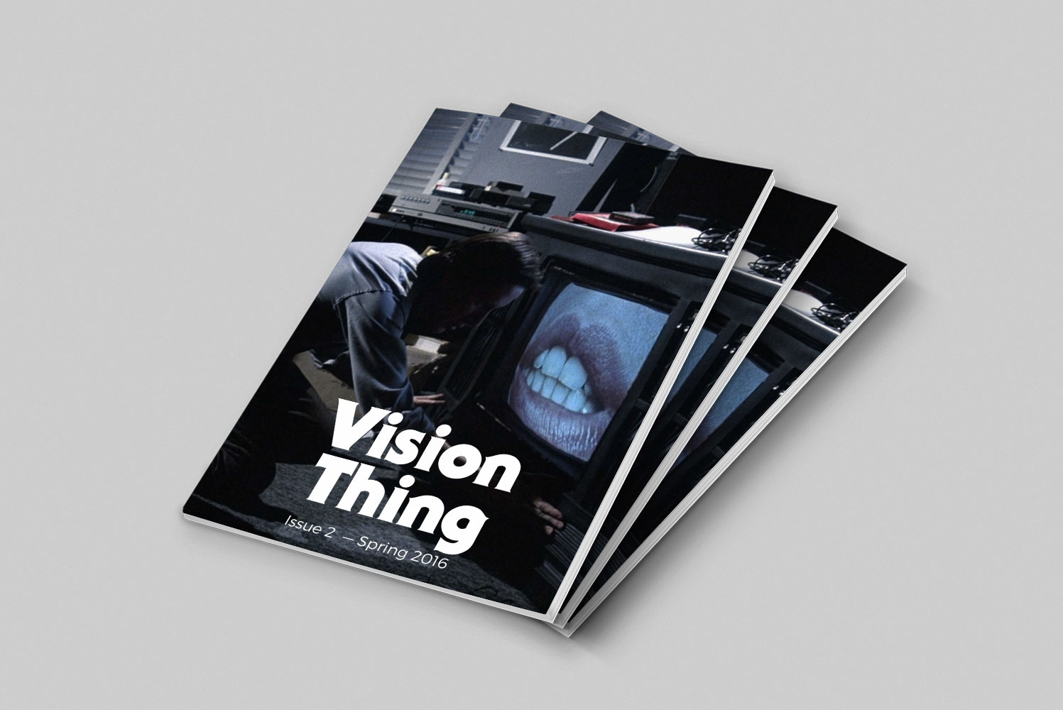 Cover image: Vision Thing