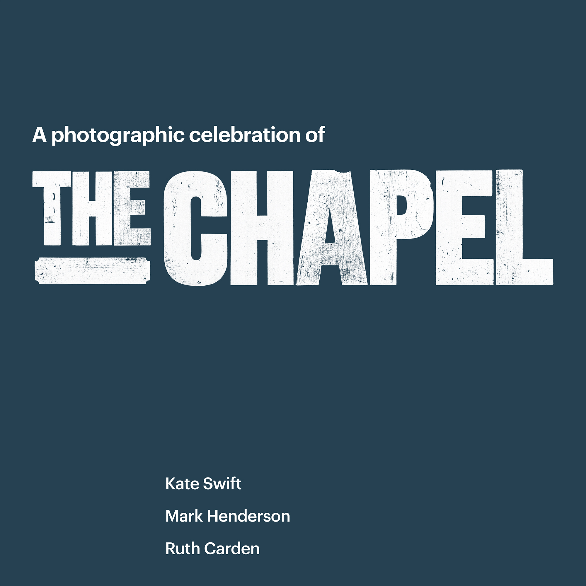 Cover image: The Chapel