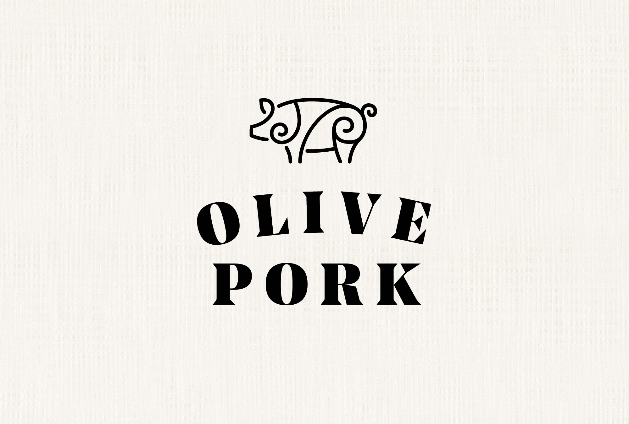 Cover image: Olive Pork