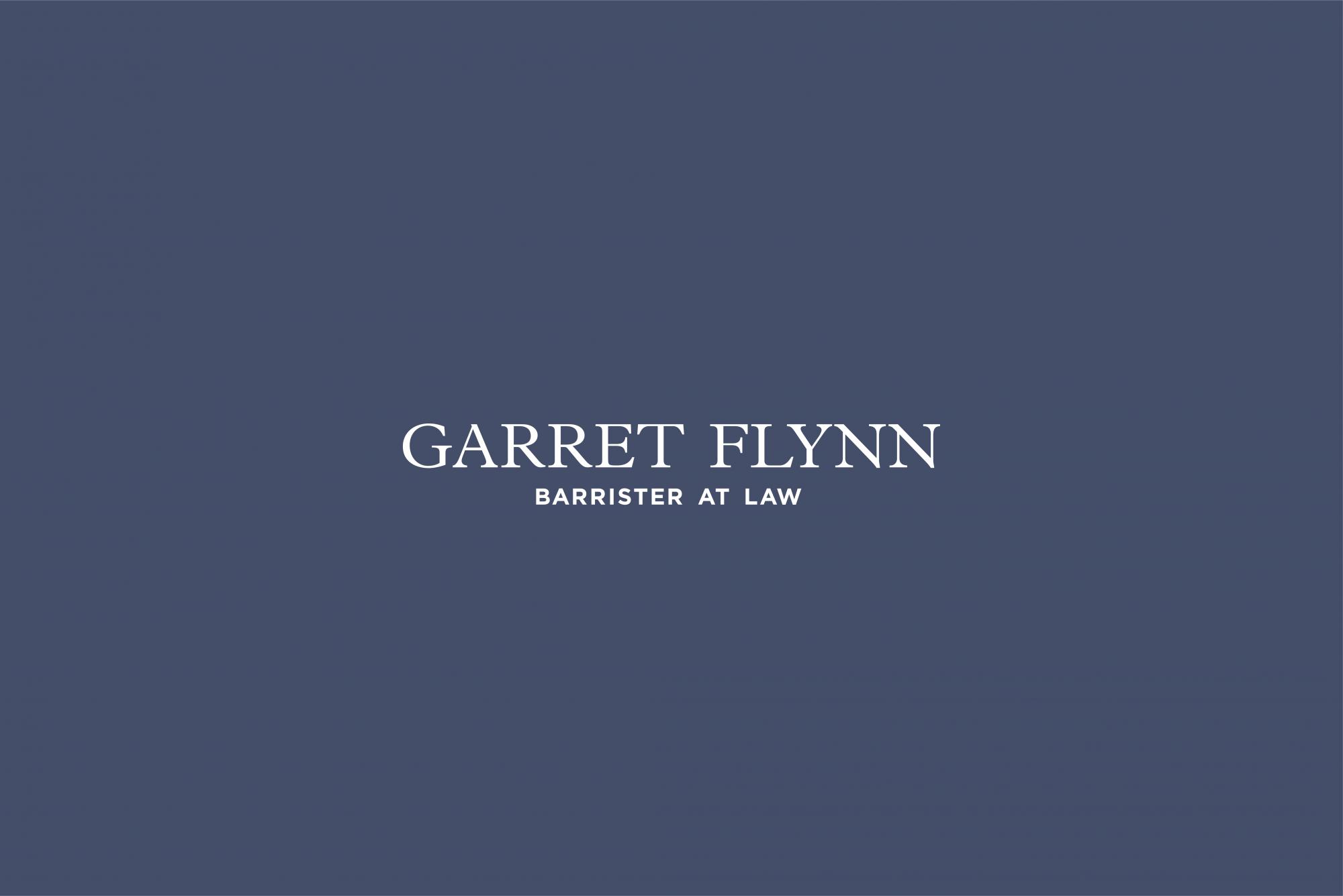 Cover image: Garret Flynn