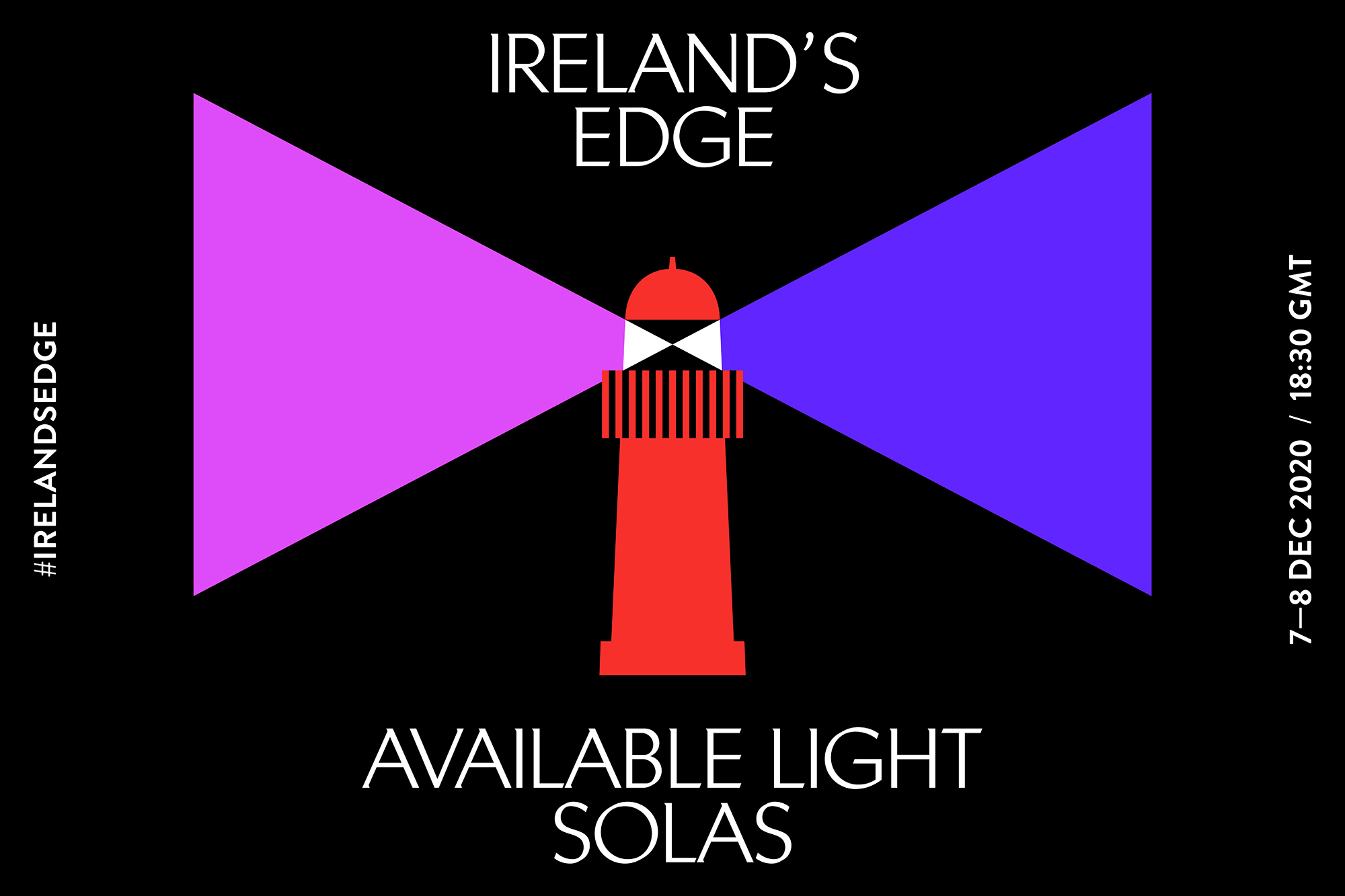 Cover image: Ireland's Edge – Available Light / Solas