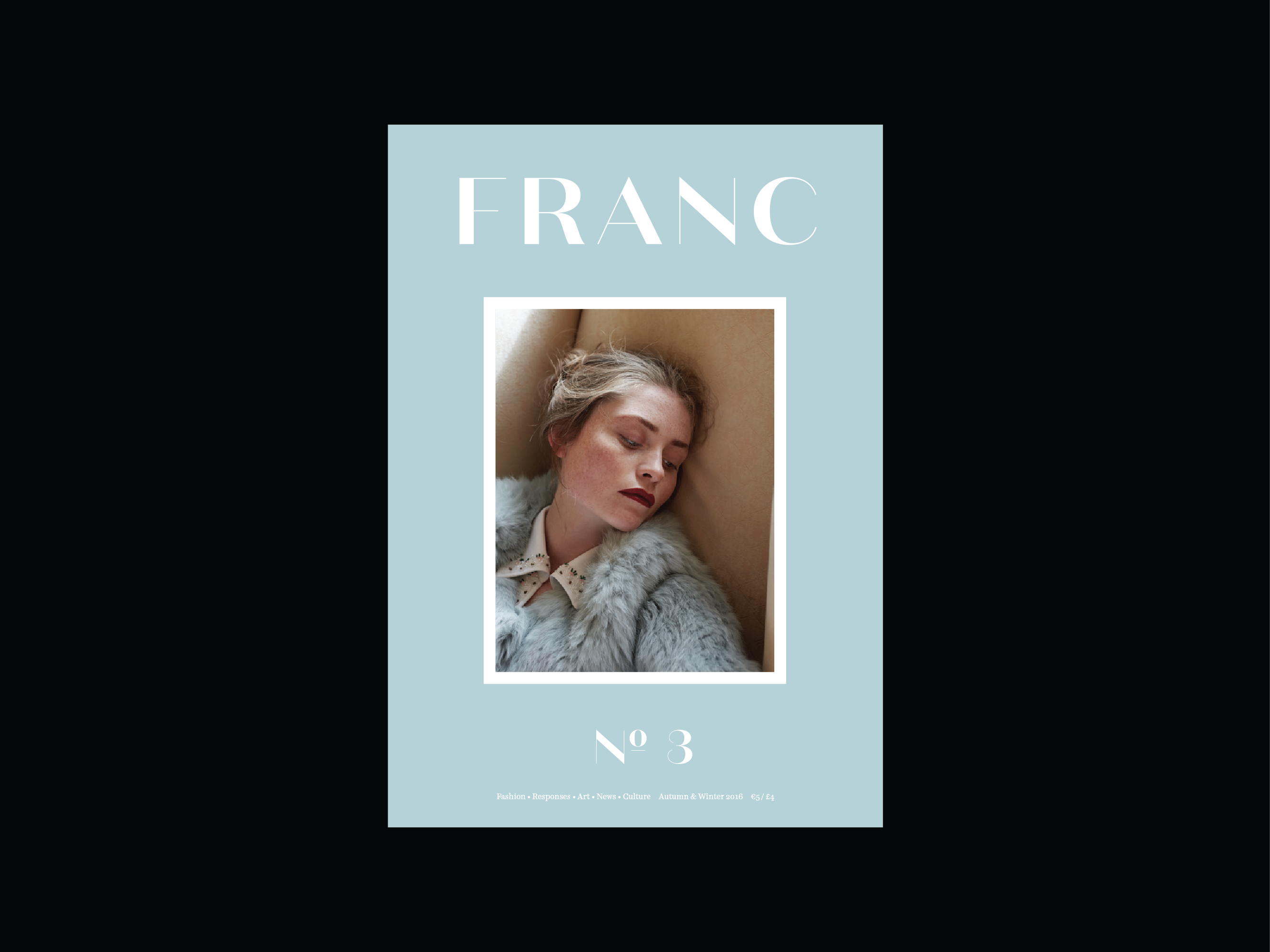 Cover image: FRANC №3