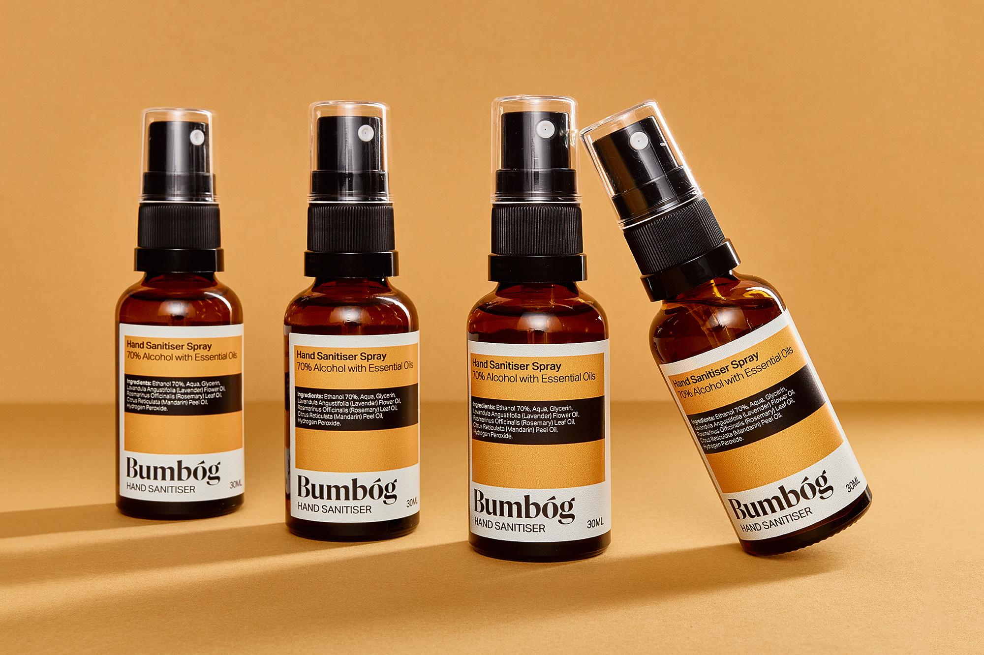 Cover image: Bumbóg