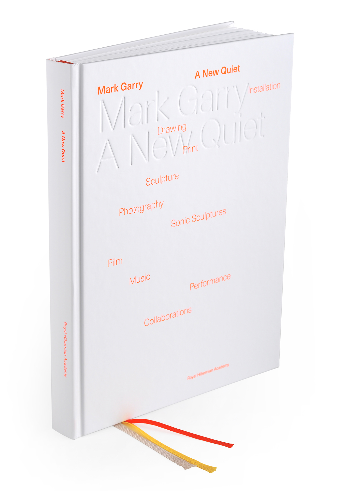 Cover image: Mark Garry — A New Quiet
