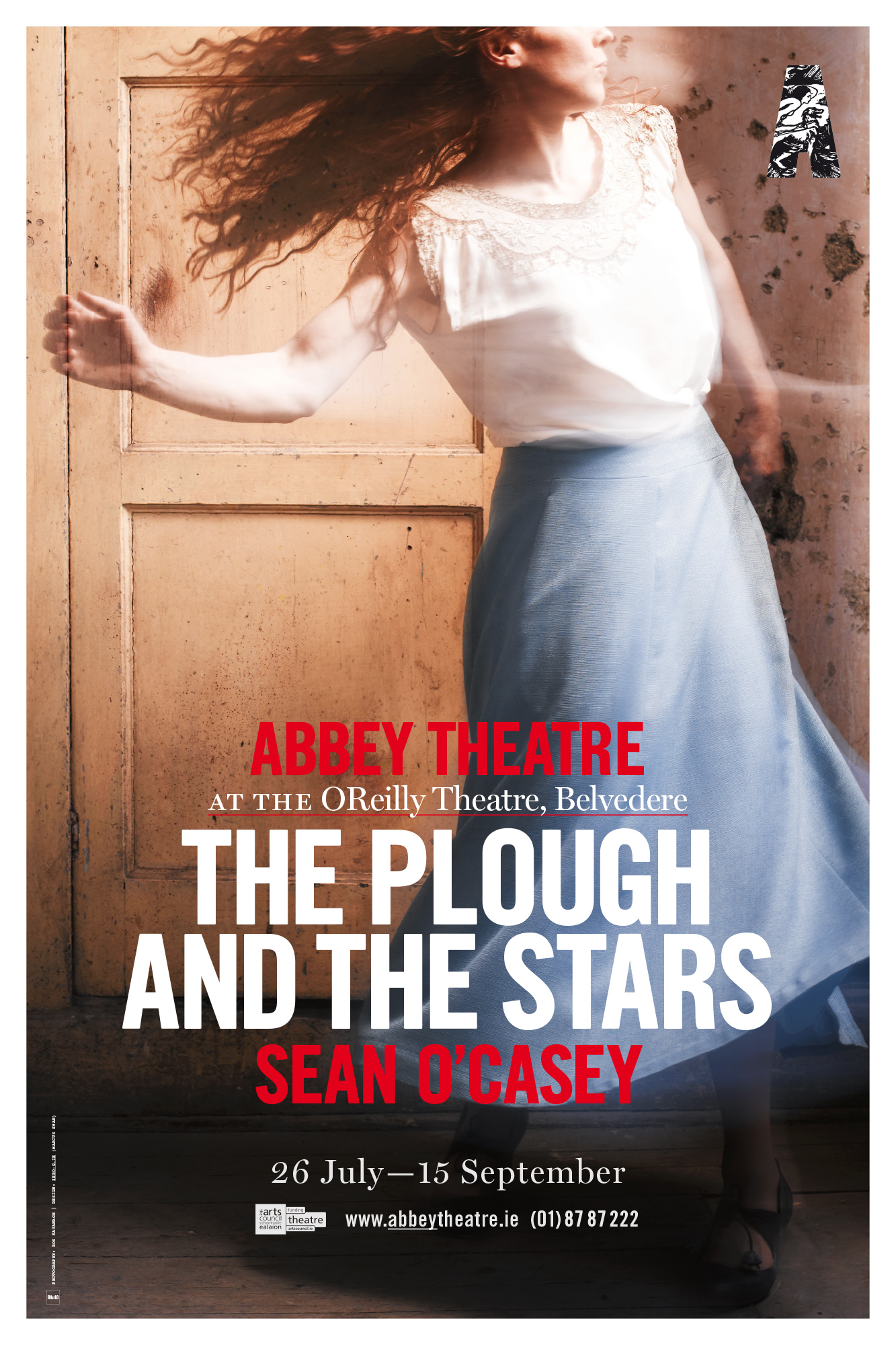 Cover image: Abbey Theatre – The Plough and the Stars (2012)