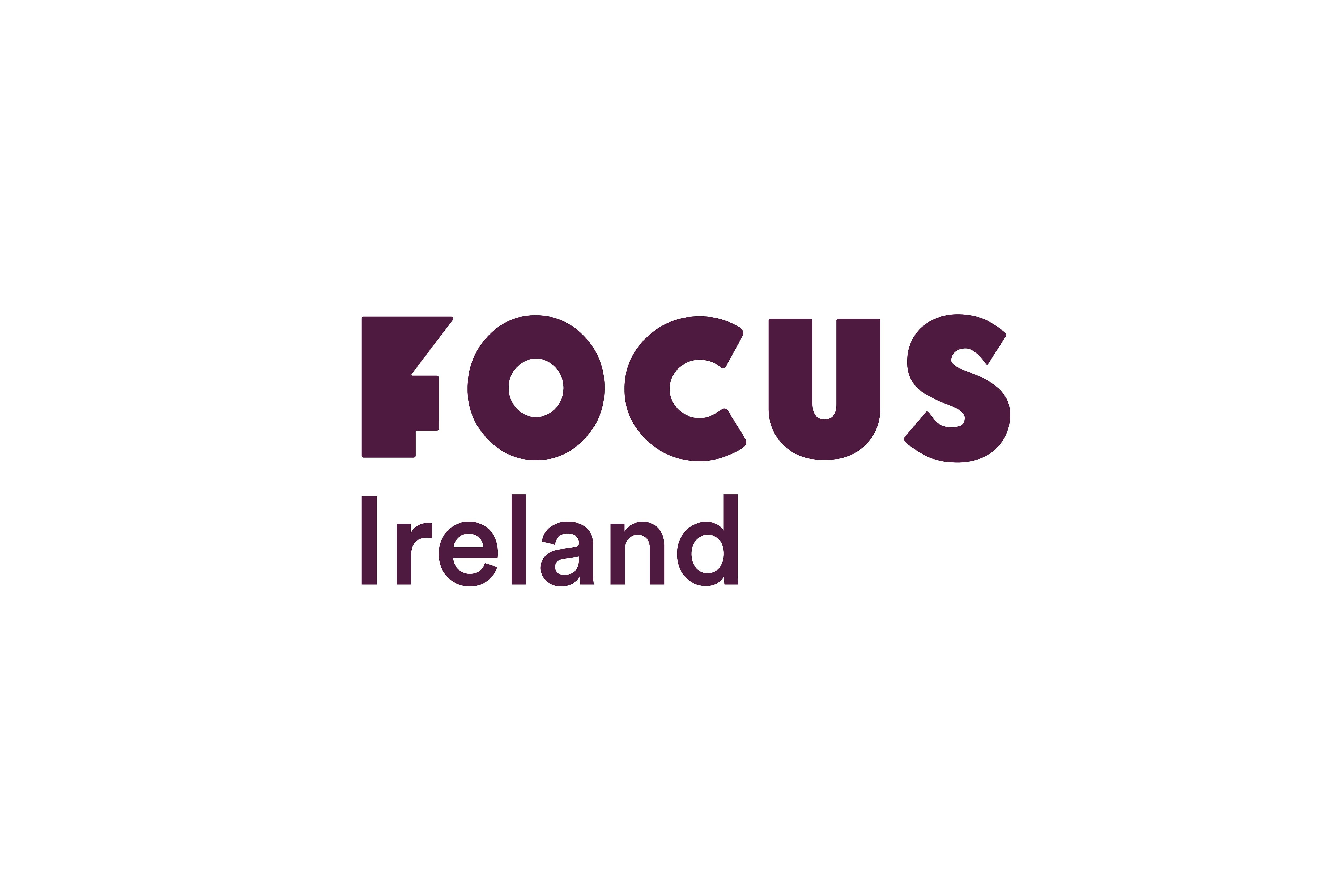 Cover image: Focus Ireland Rebrand
