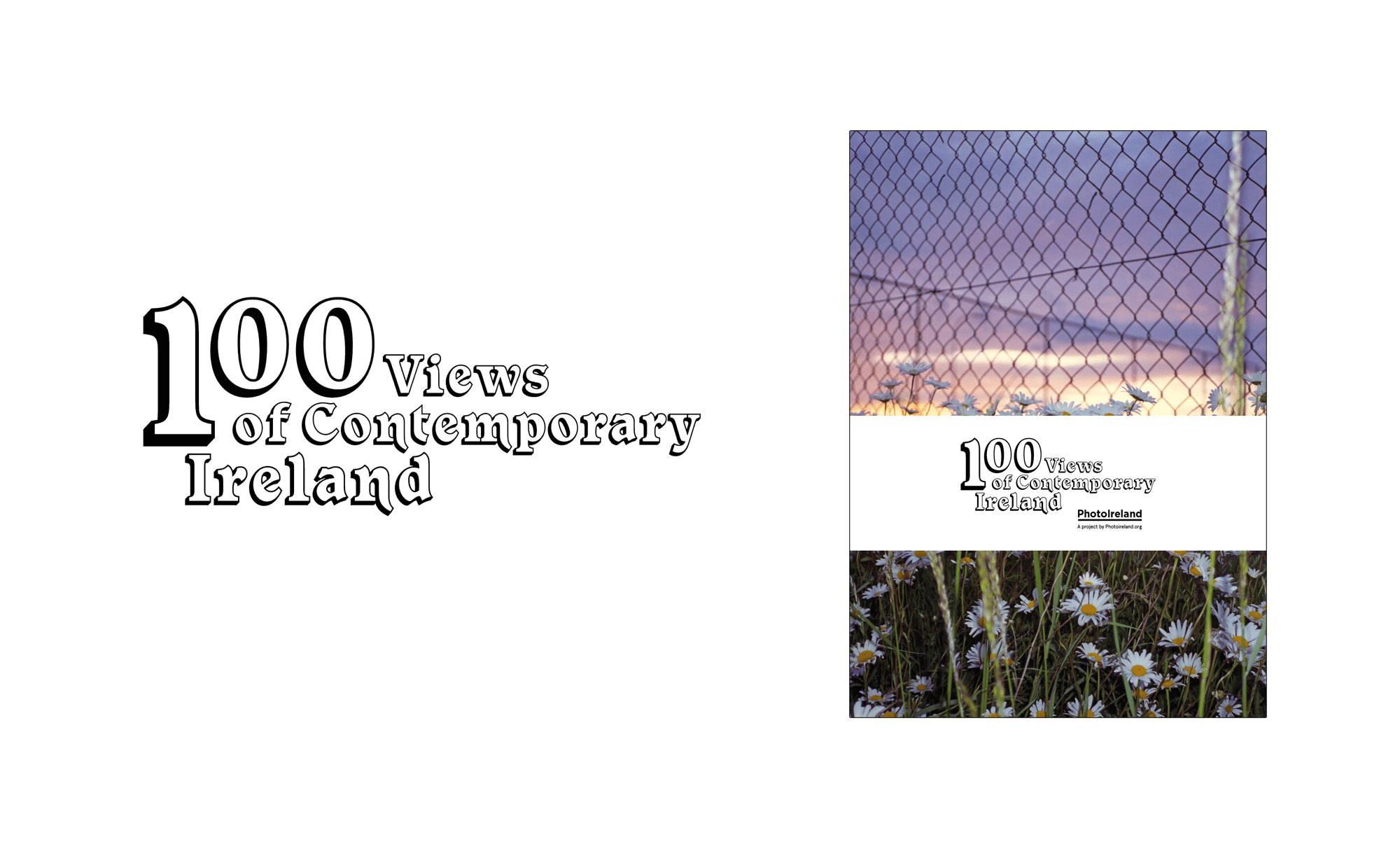 Cover image: 100 Views of Contemporary Ireland