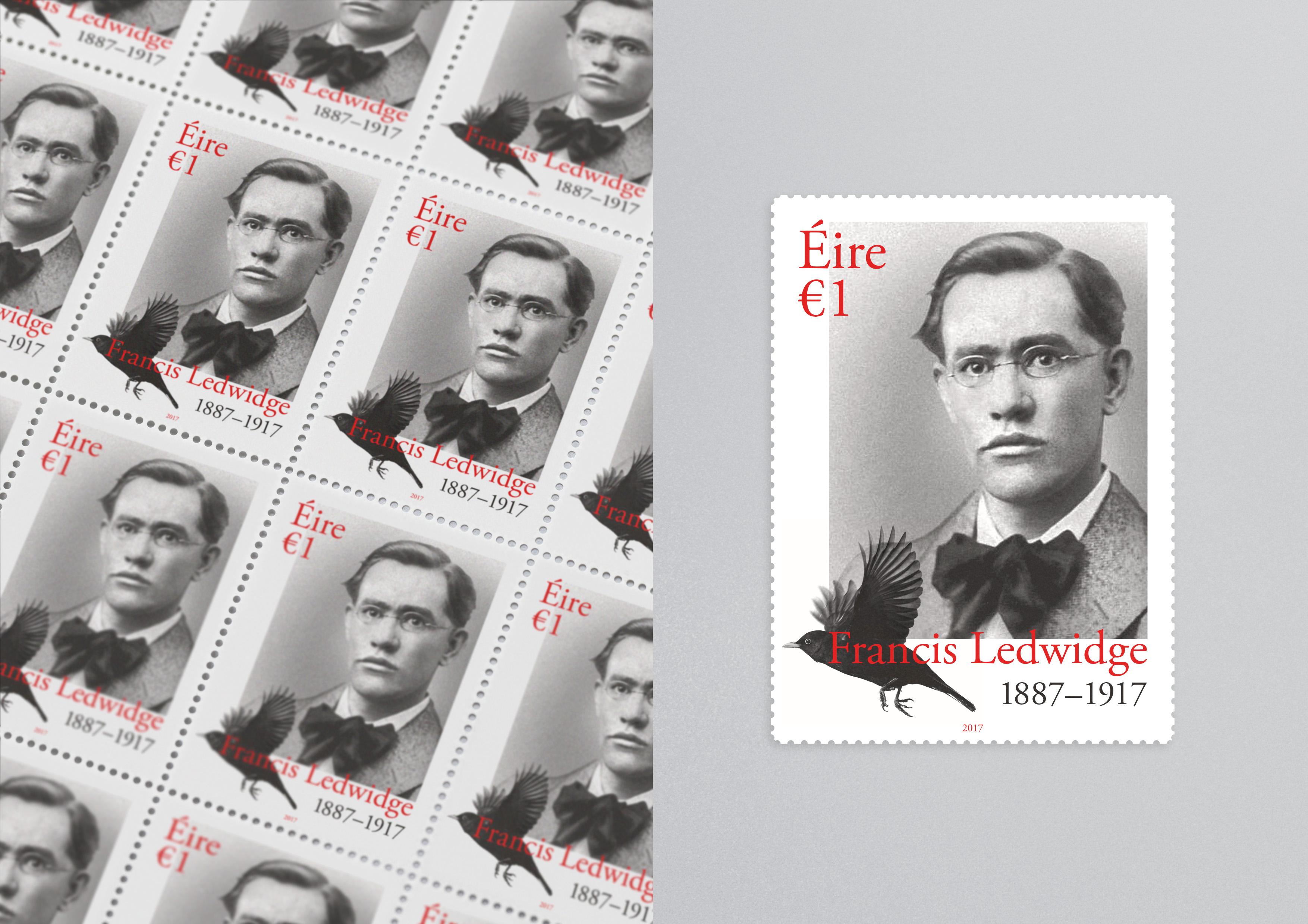 Cover image: Francis Ledwidge Stamp