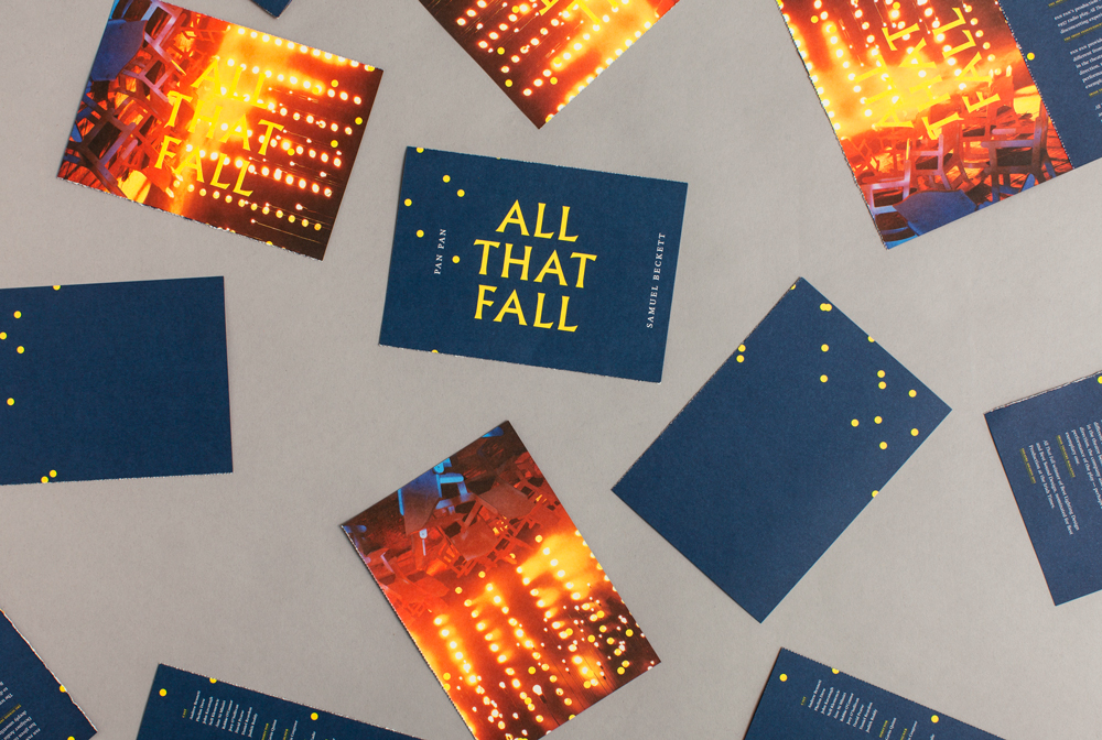 Cover image: Pan Pan — All That Fall