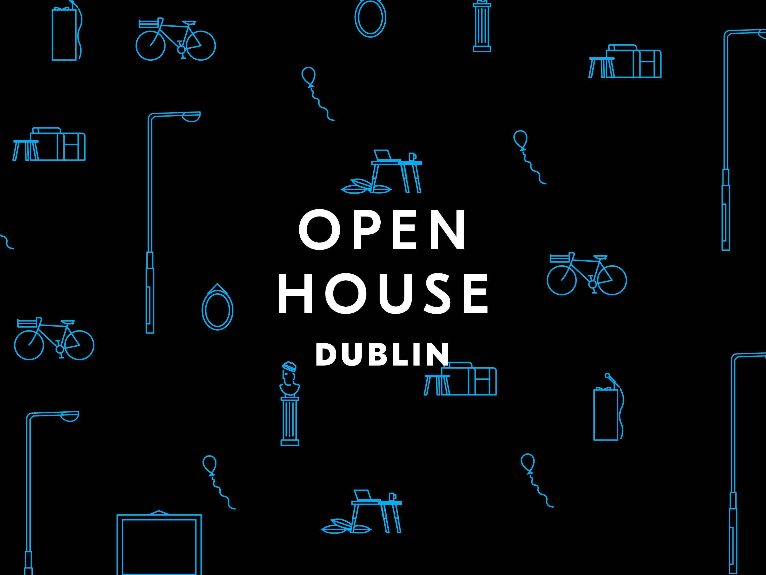 Cover image: Open House Dublin 2016