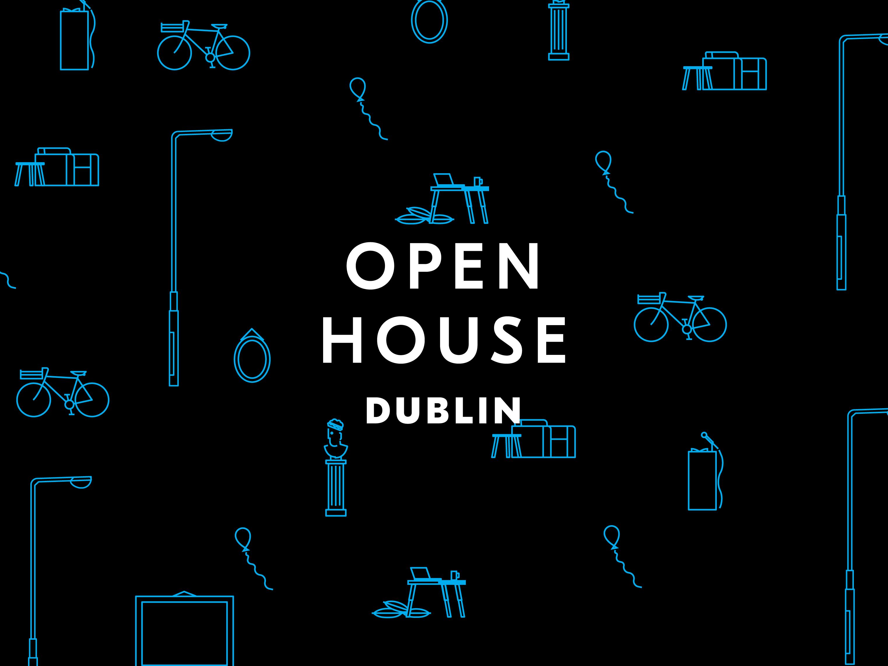 Cover image: Open House Dublin 2016
