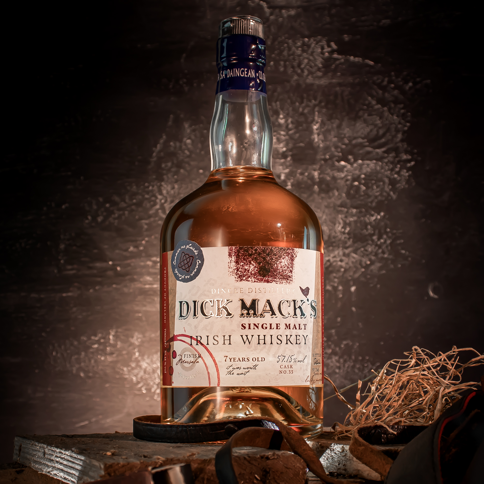 Cover image: Dick Mack's Whiskey Packaging and Identity Design