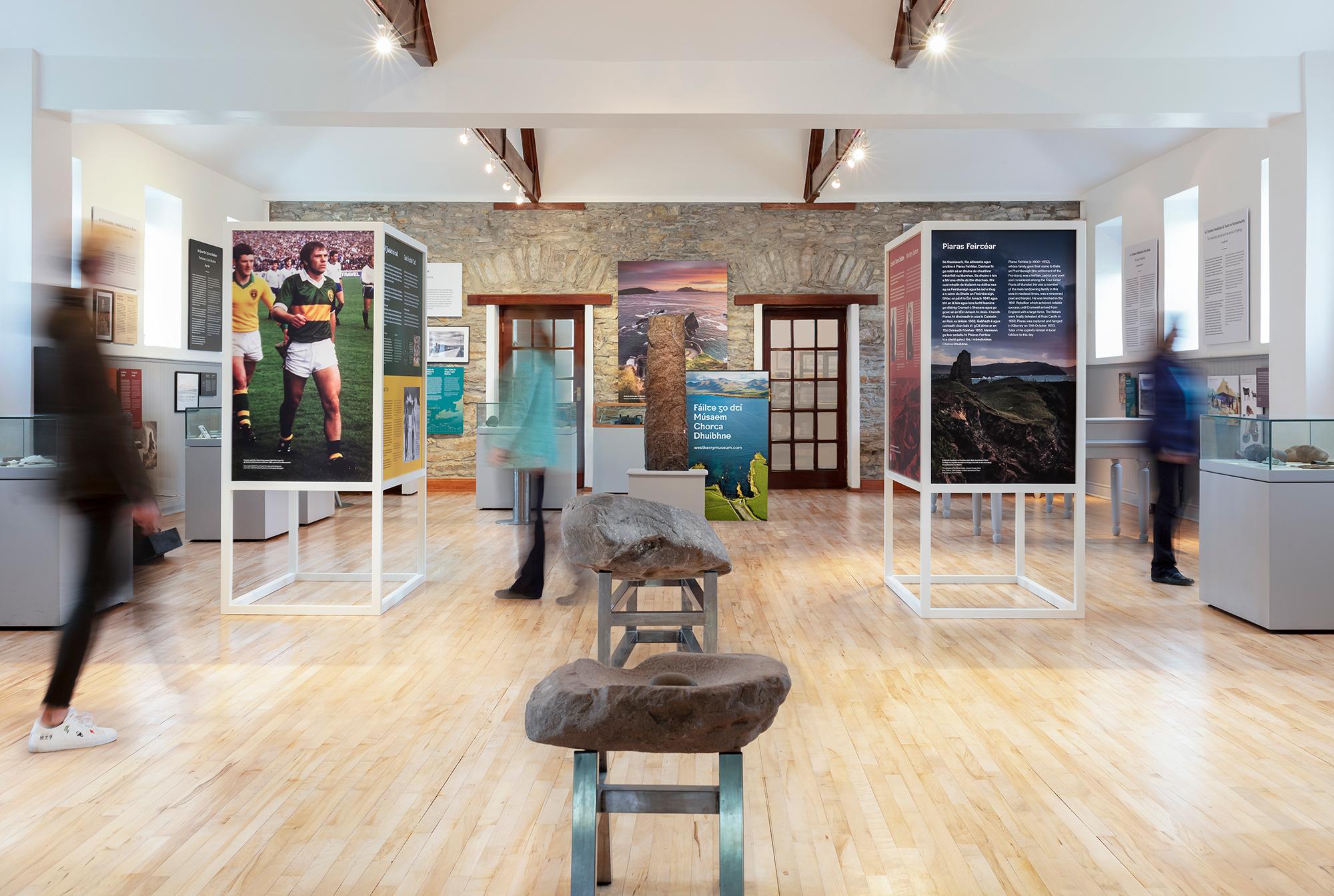 Cover image: Dingle Peninsula Museum