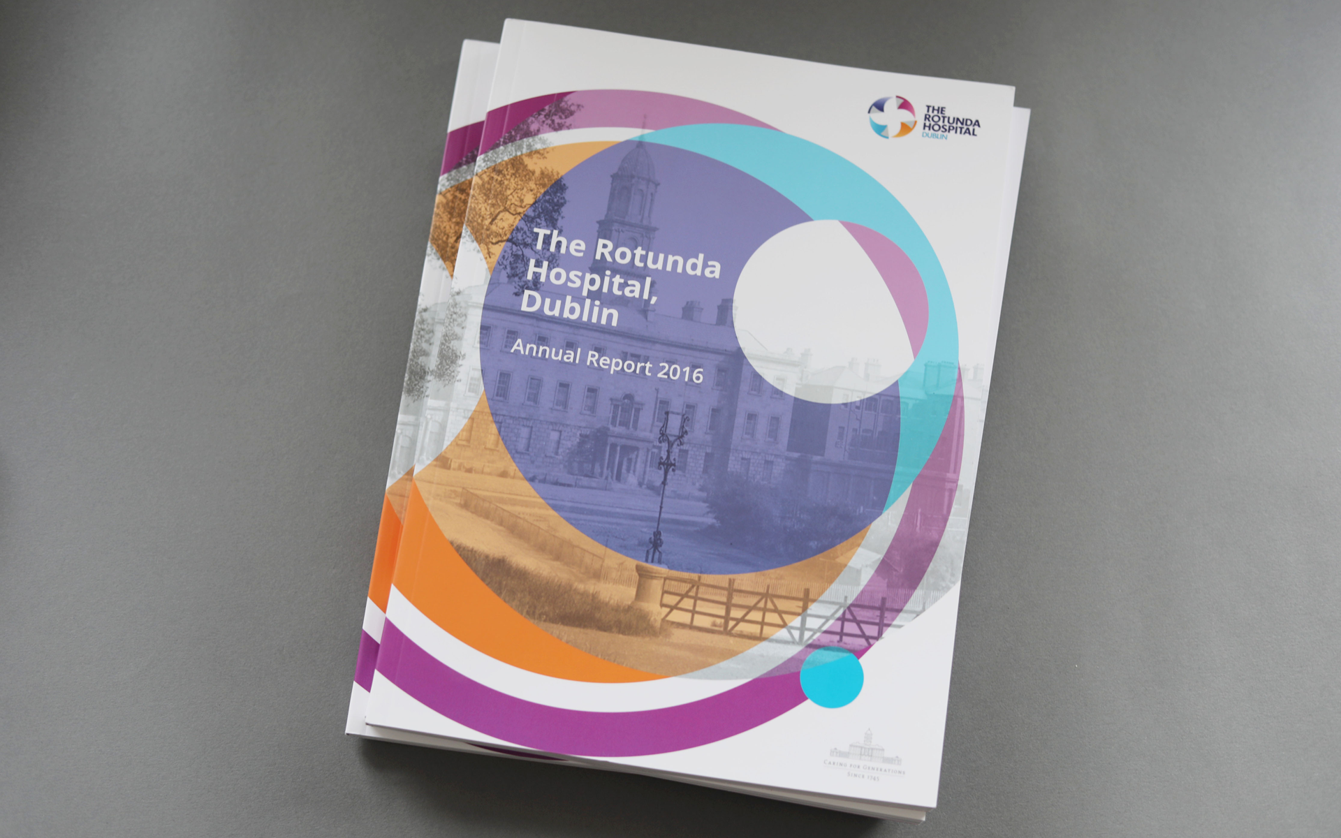 Cover image: The Rotunda Hospital Annual Report