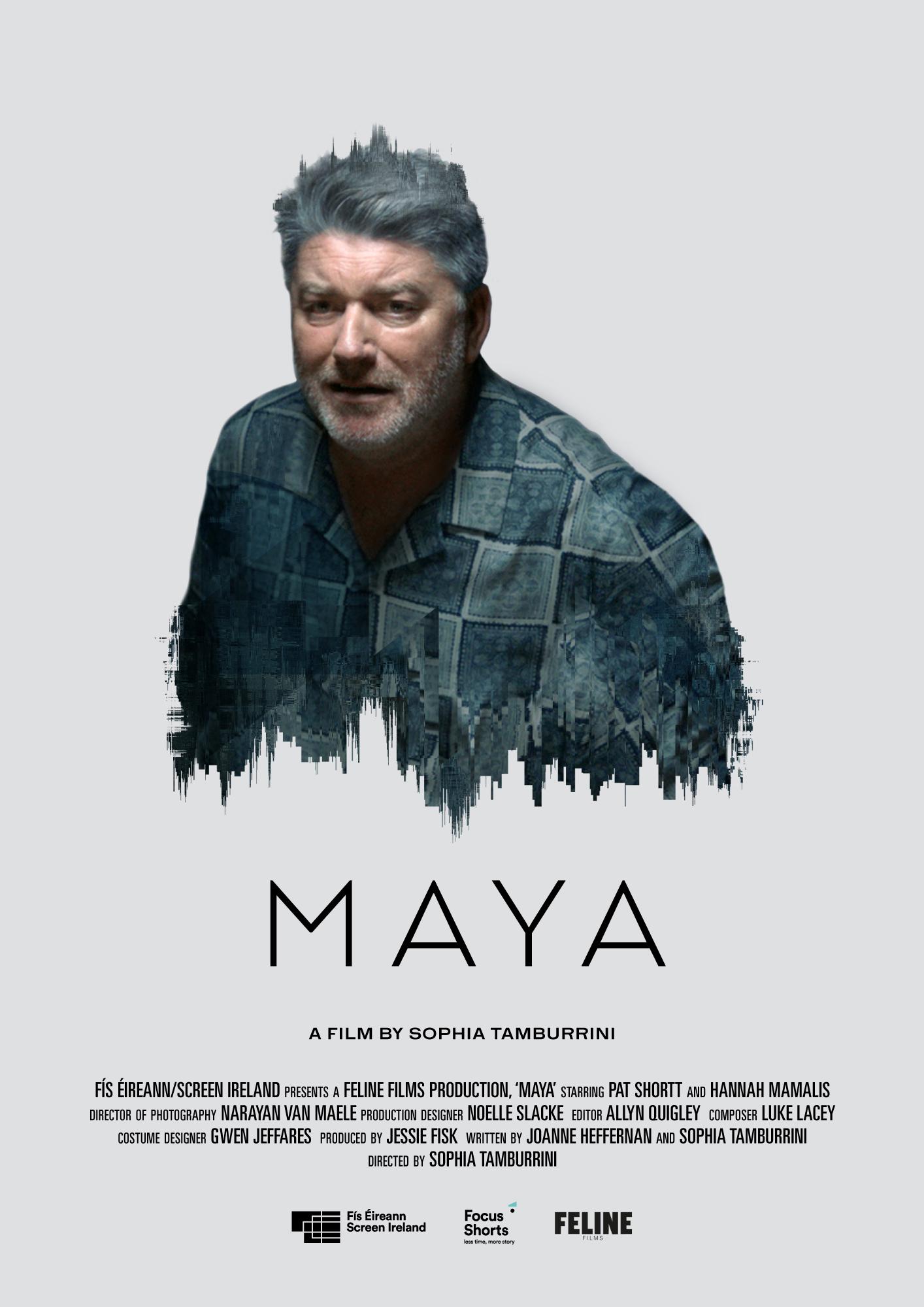 Cover image: MAYA
