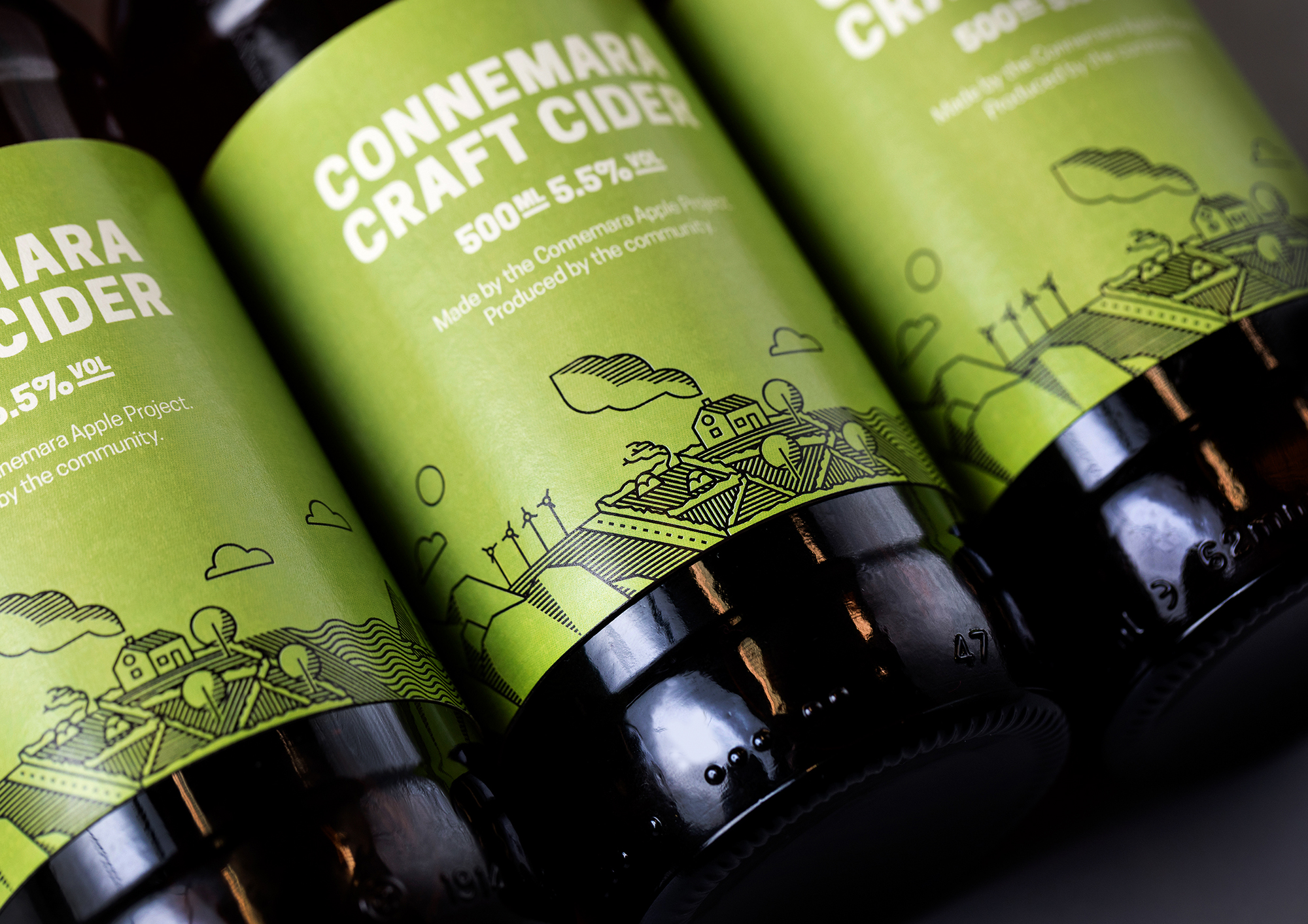 Cover image: Connemara Craft Cider