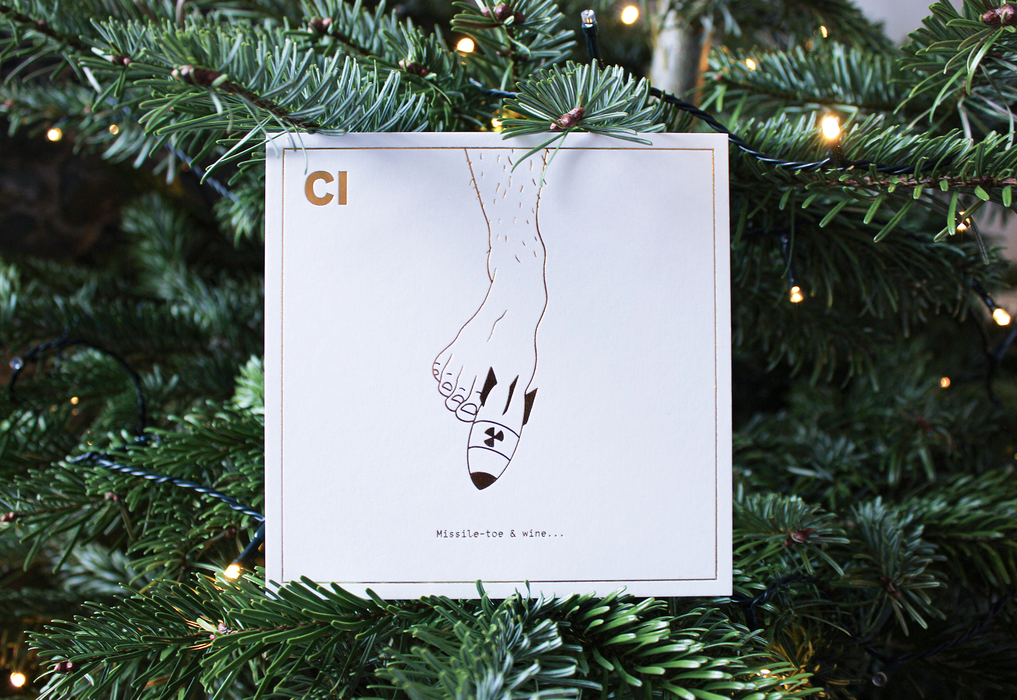 Cover image: CI Christmas Card