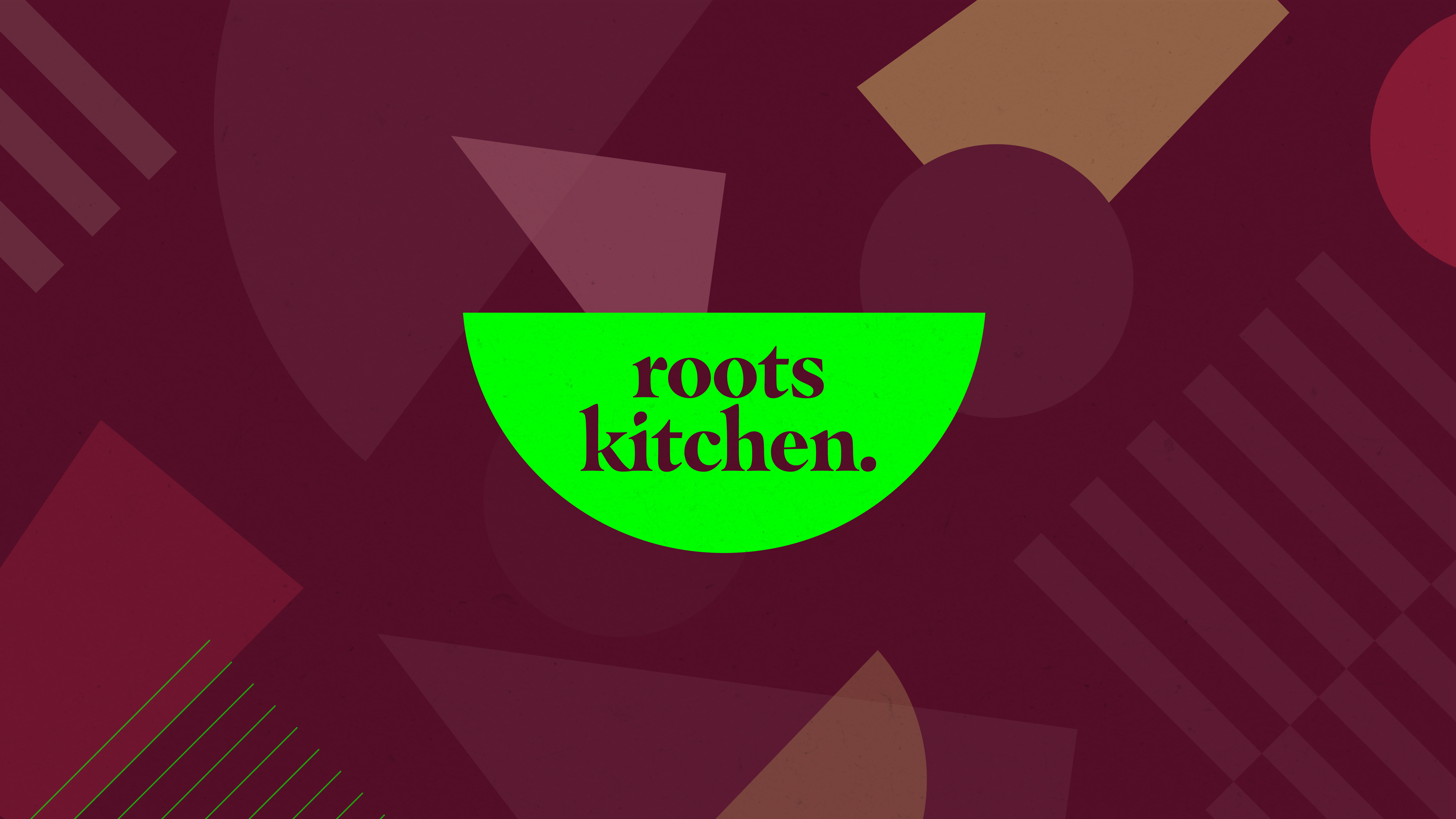 Cover image: Roots Kitchen