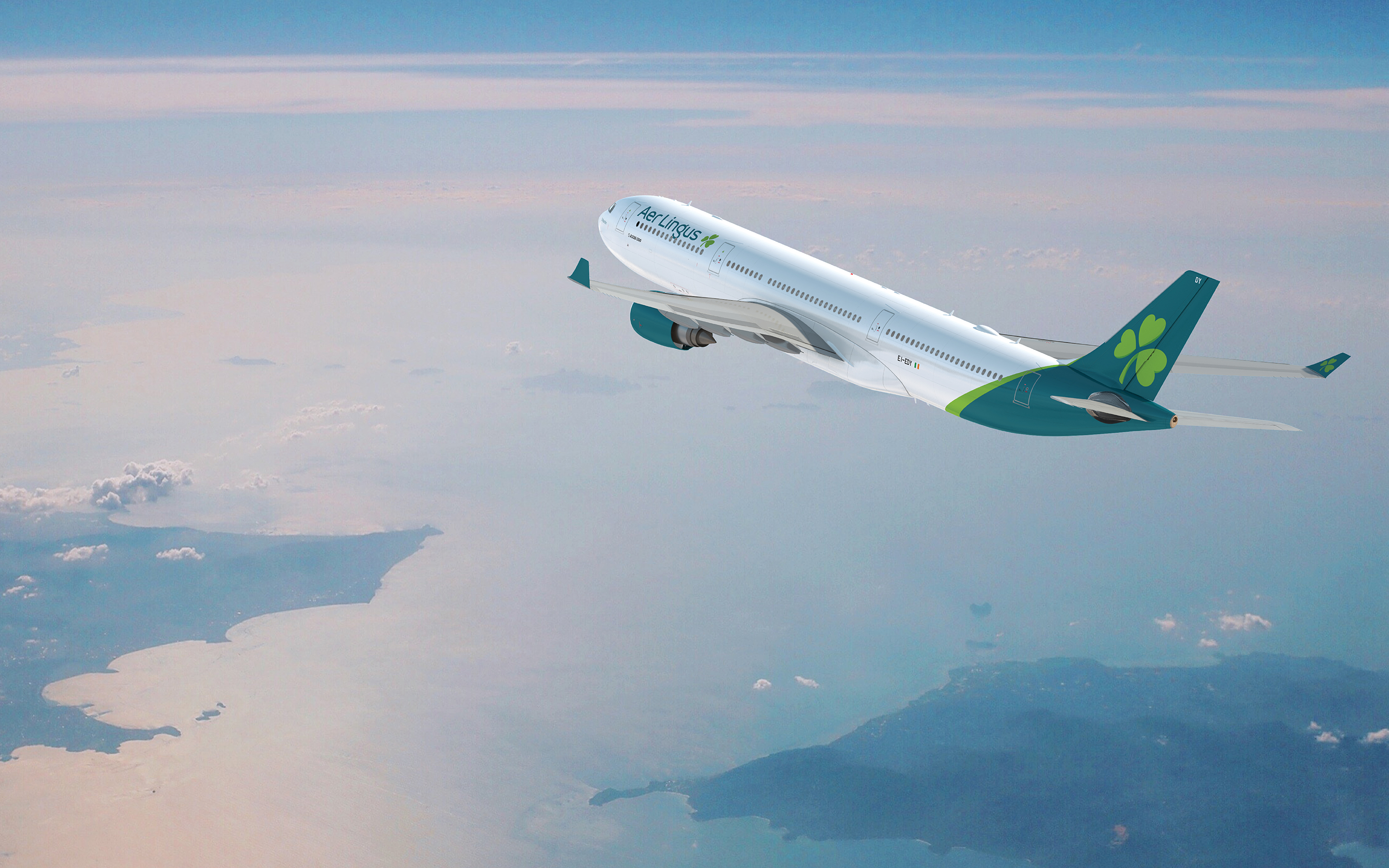 Cover image: Aer Lingus Brand Refresh