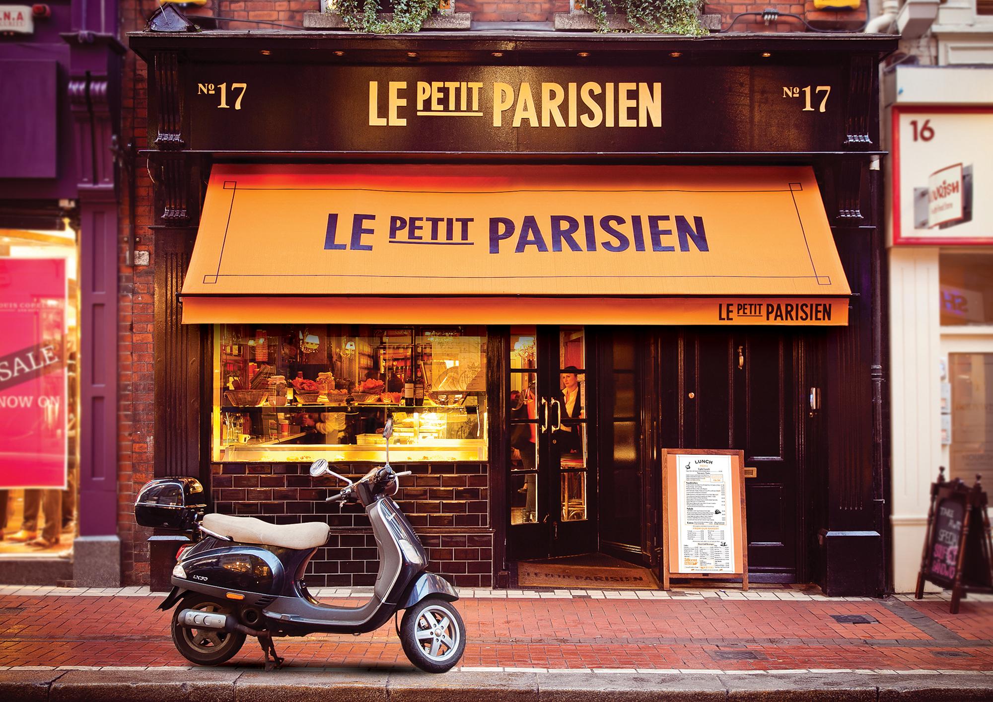 Cover image: Le Petit Parisien