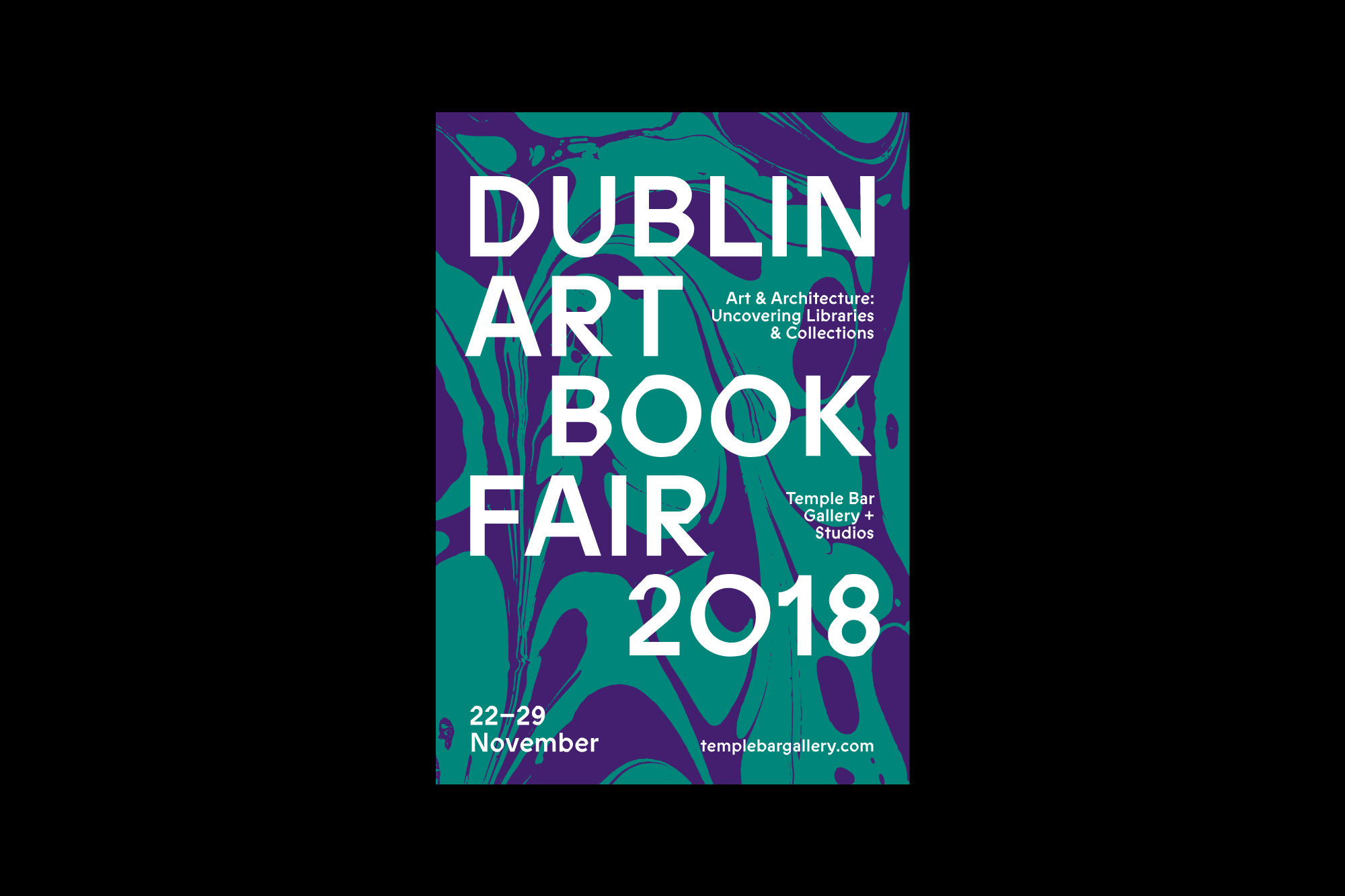 Cover image: Dublin Art Book Fair 2018