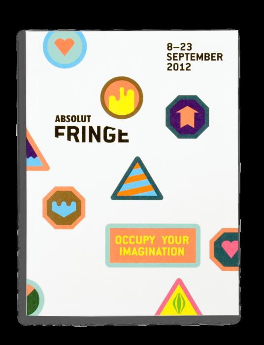 Cover image: Fringe (2012)