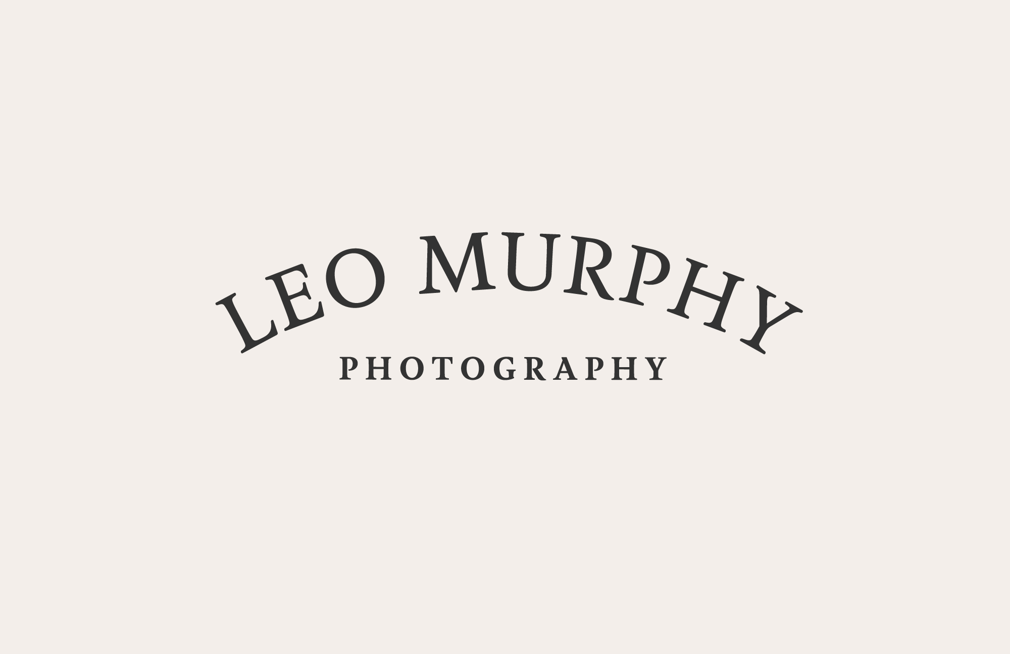 Cover image: Leo Murphy Photography Brand Identity and Website