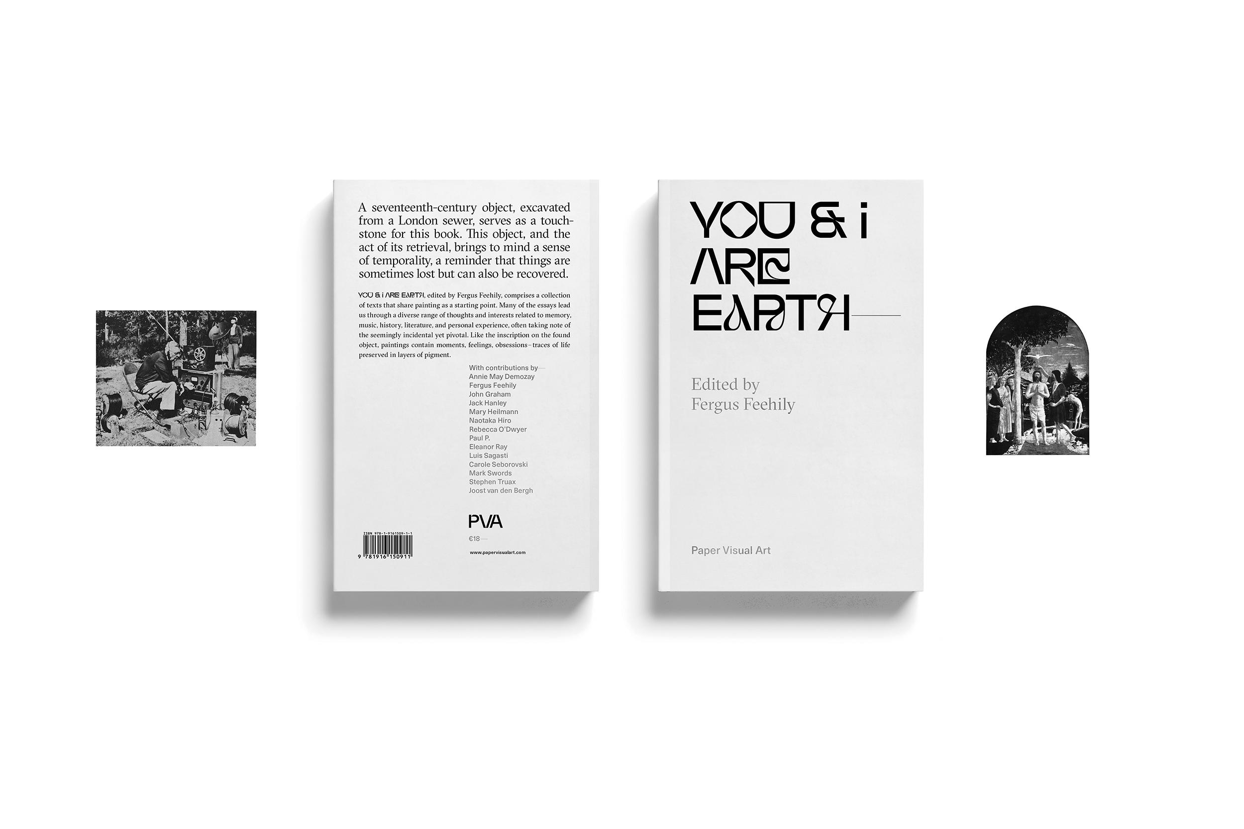 Cover image: You & i are Earth – Fergus Feehily