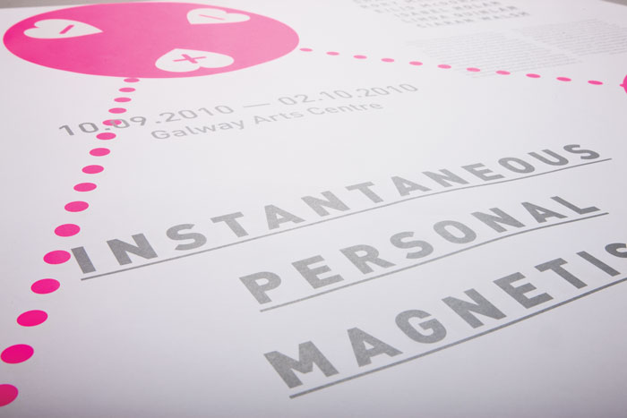 Cover image: Instantaneous Personal Magnetisim