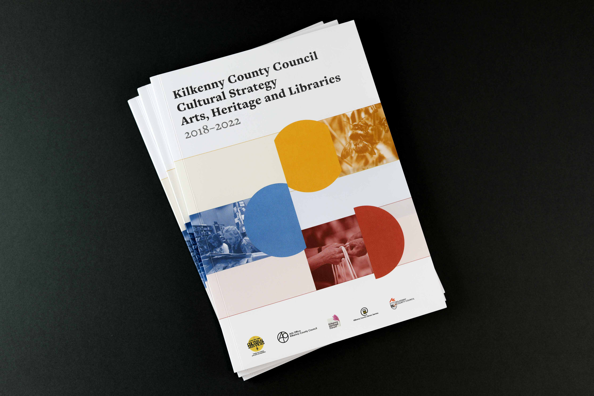 Cover image: Kilkenny County Council Cultural Strategy