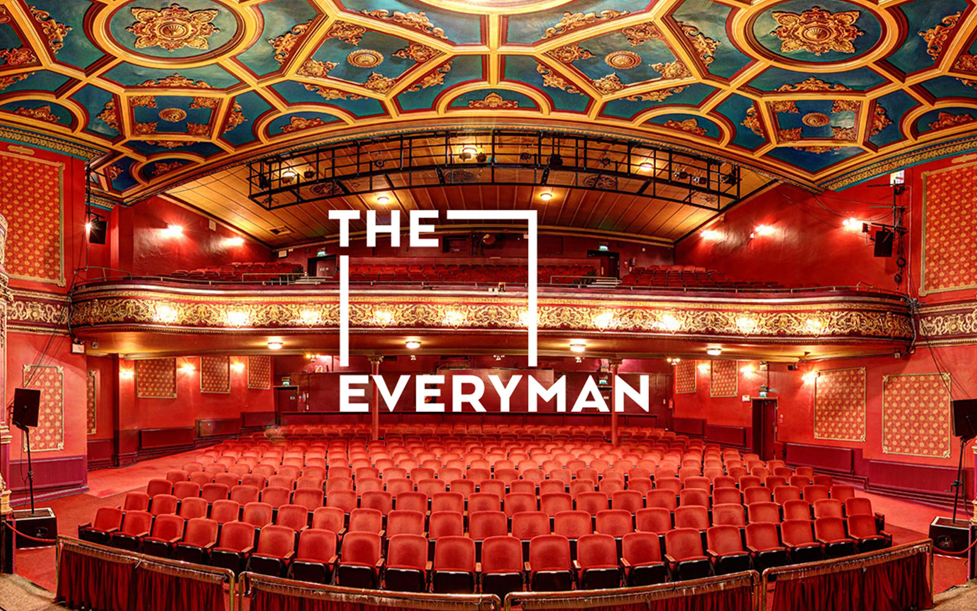Cover image: The Everyman
