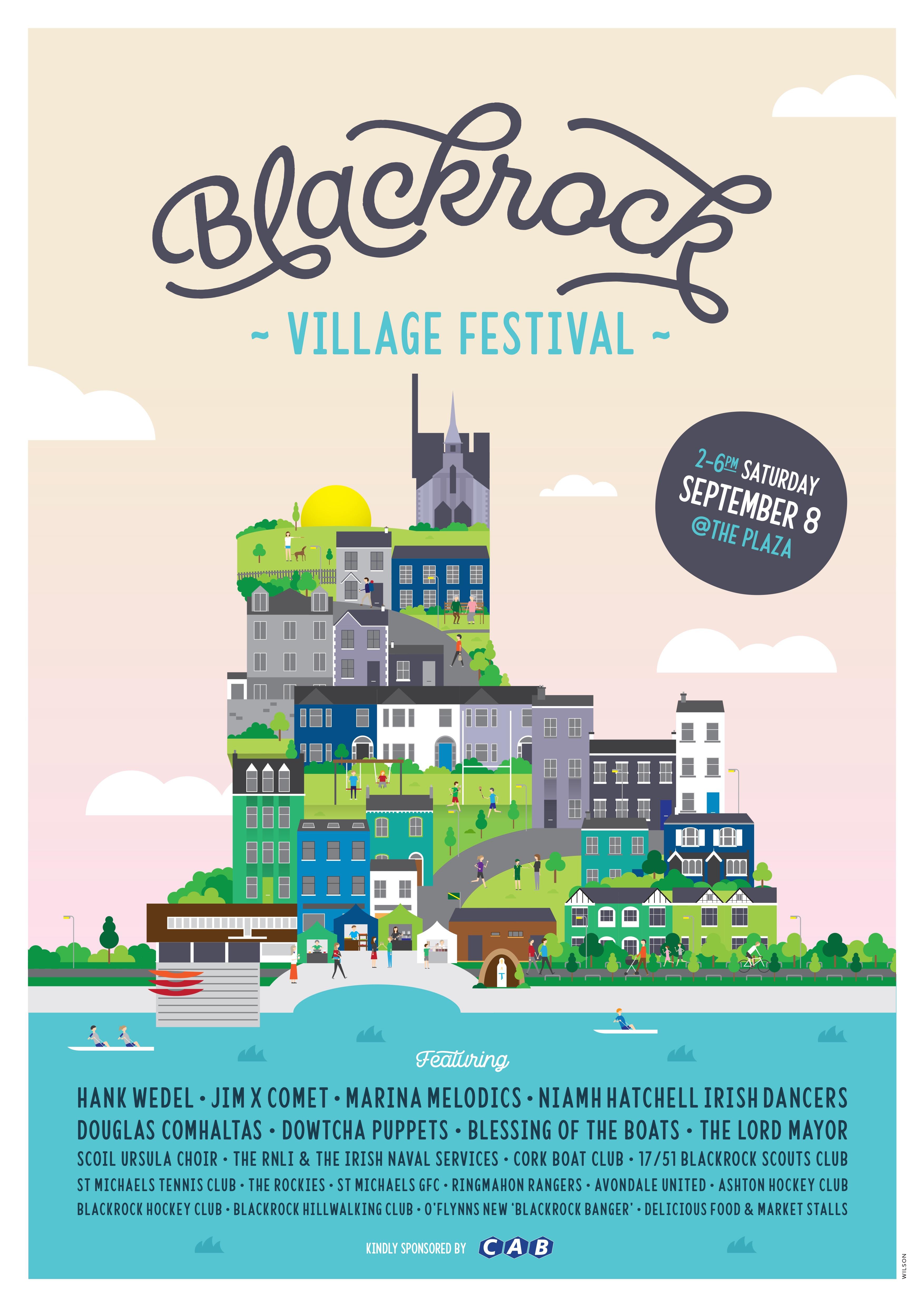 Cover image: Blackrock Village Festival